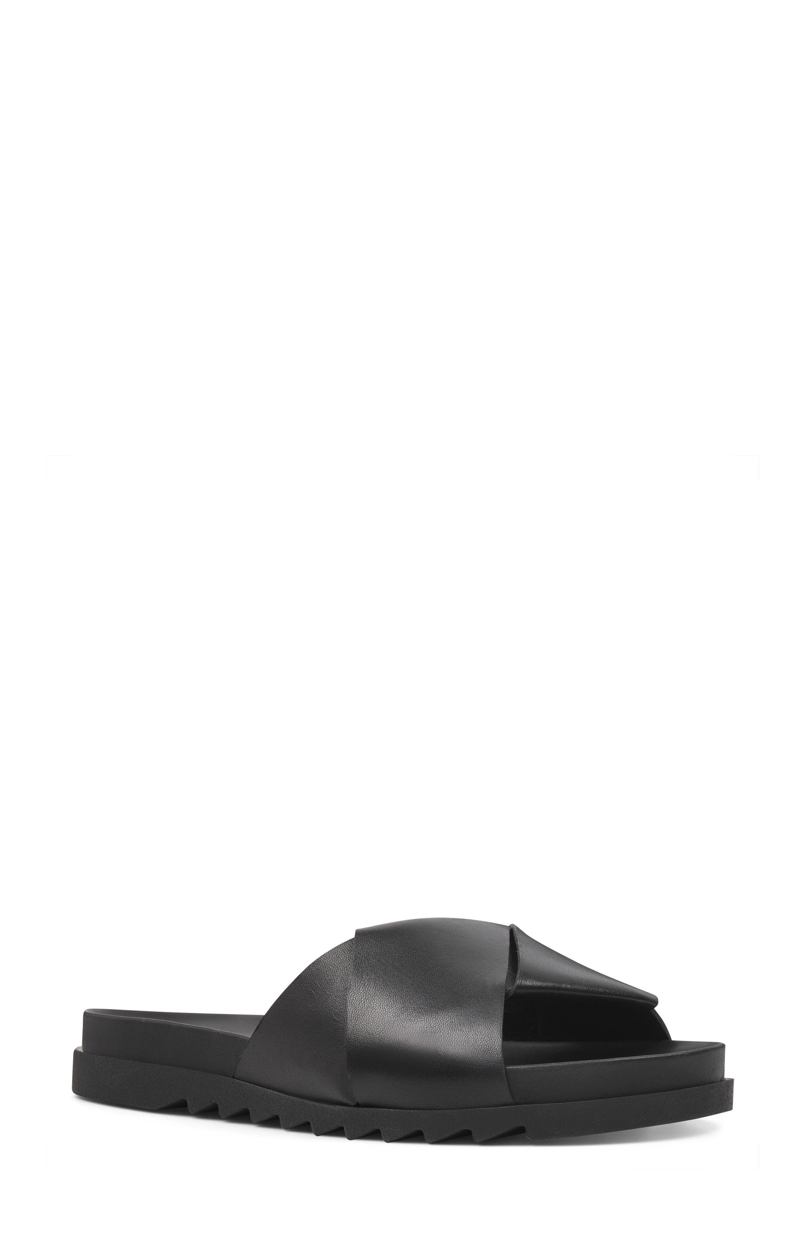 Furaish Slide Sandal,                             Main thumbnail 1, color,                             001
