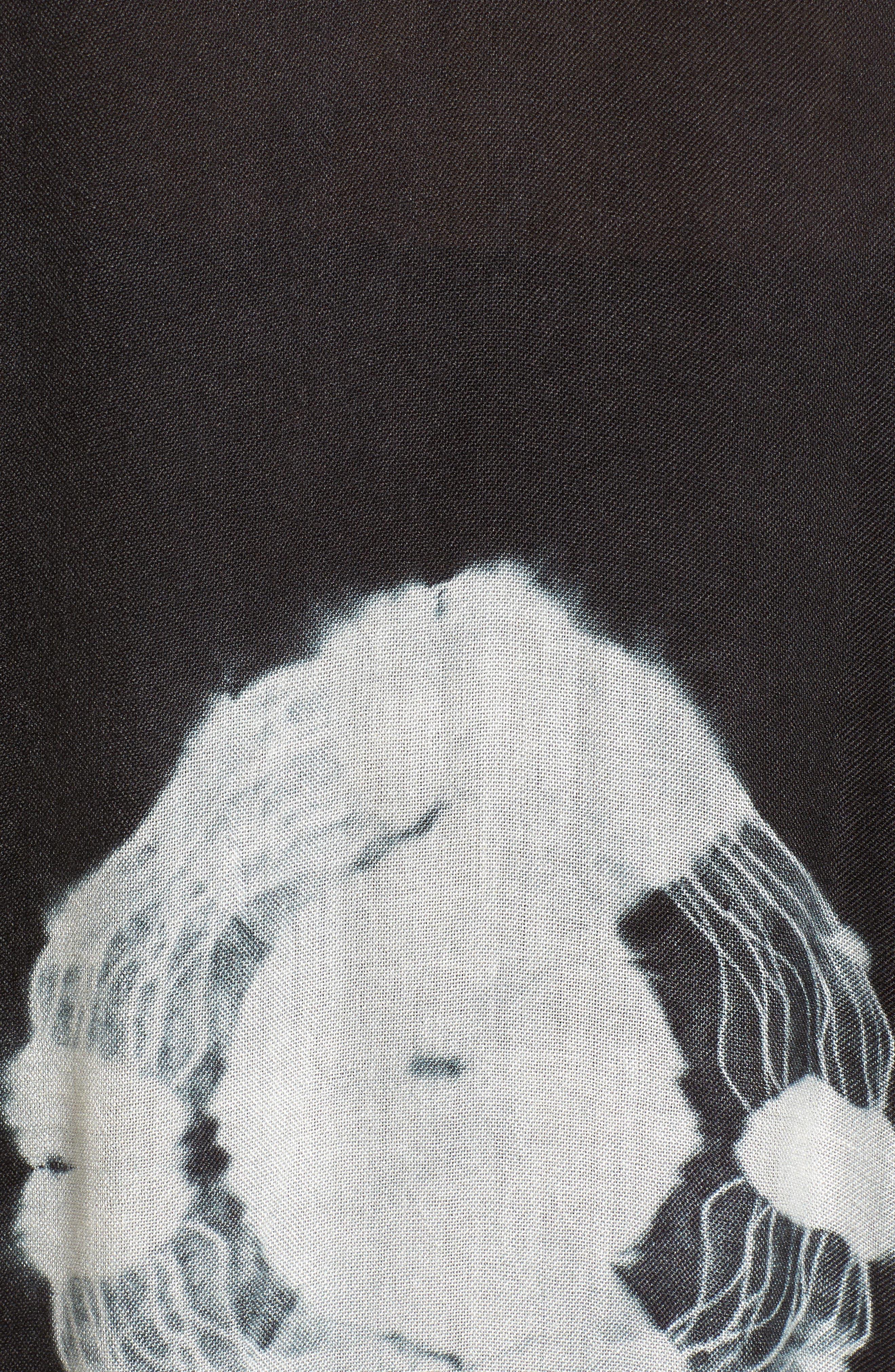 Spellbound Tie Dye Kimono Duster,                             Alternate thumbnail 13, color,