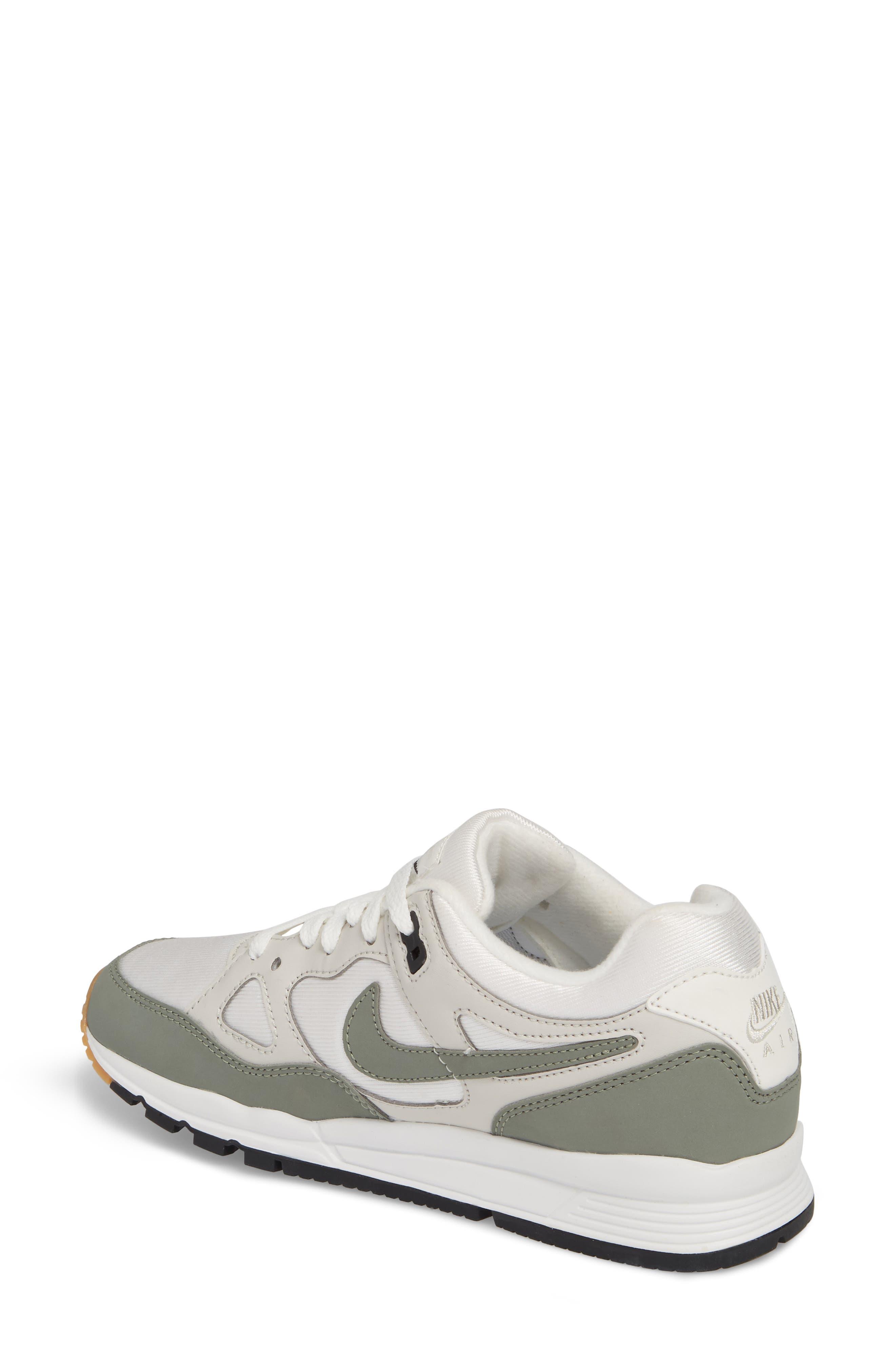NIKE,                             Air Span II Sneaker,                             Alternate thumbnail 2, color,                             020