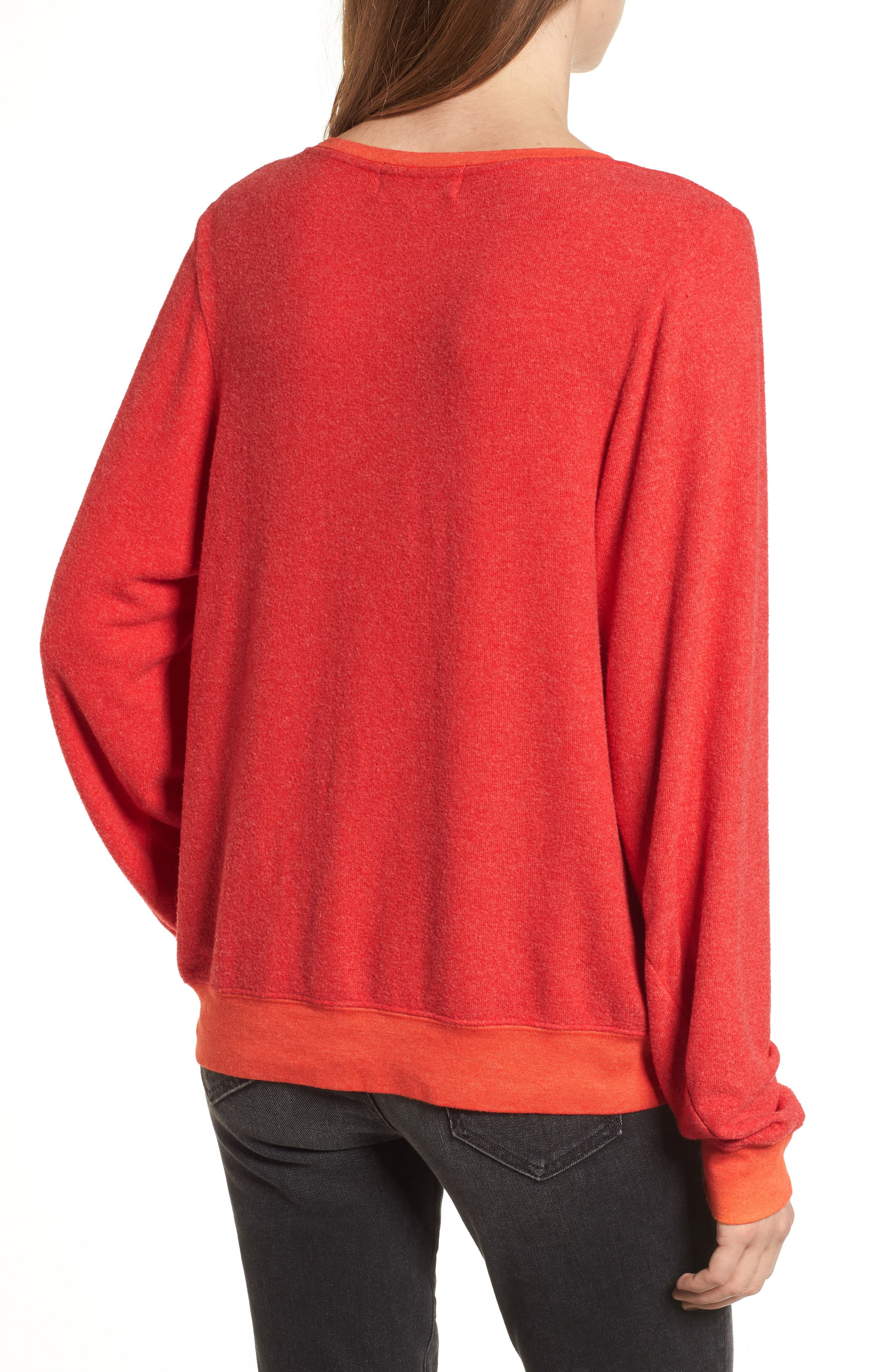 'Baggy Beach Jumper' Pullover,                             Alternate thumbnail 98, color,