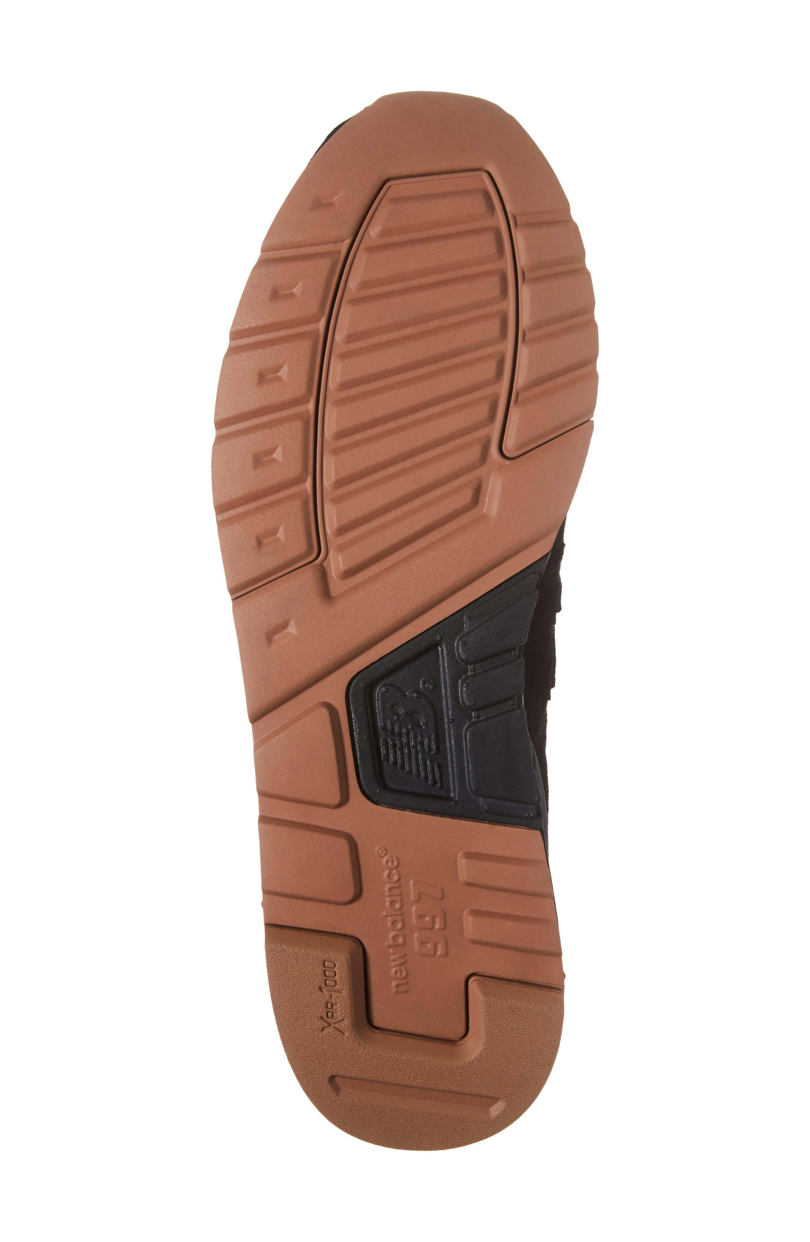 997 Sneaker,                             Alternate thumbnail 6, color,                             001