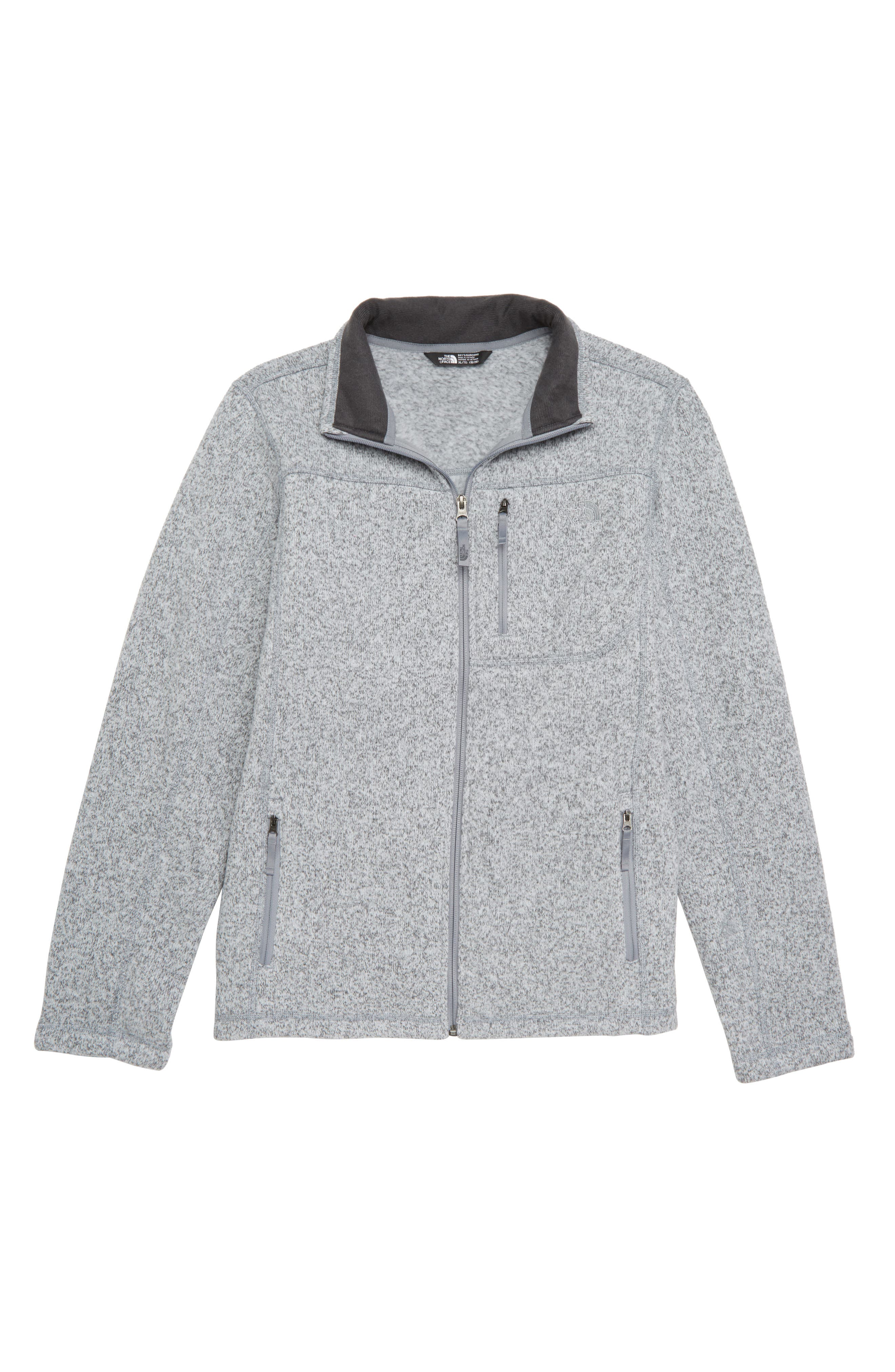 Gordon Lyons Sweater Fleece Zip Jacket,                             Main thumbnail 5, color,