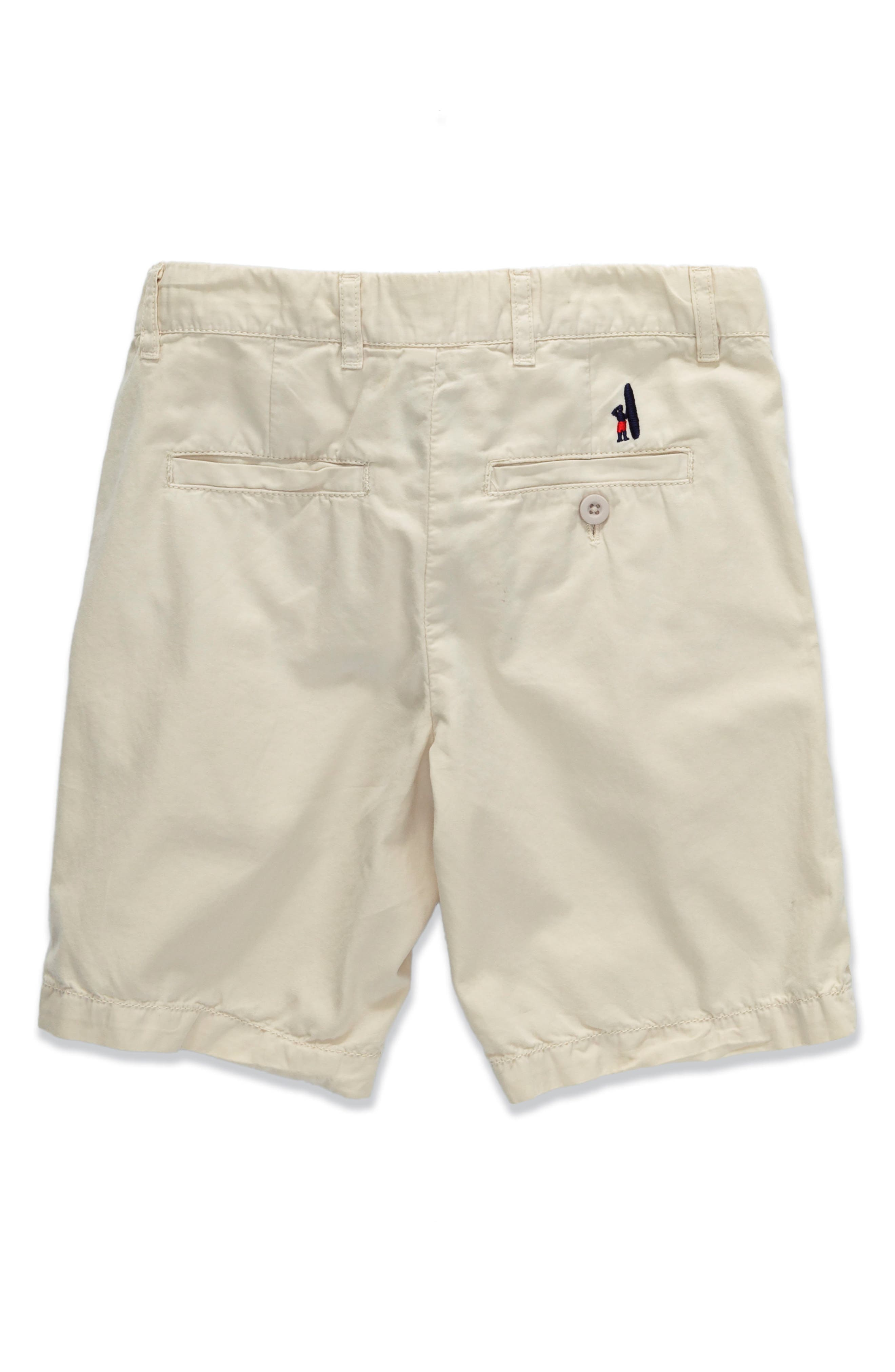 Derby Poplin Shorts,                             Main thumbnail 2, color,