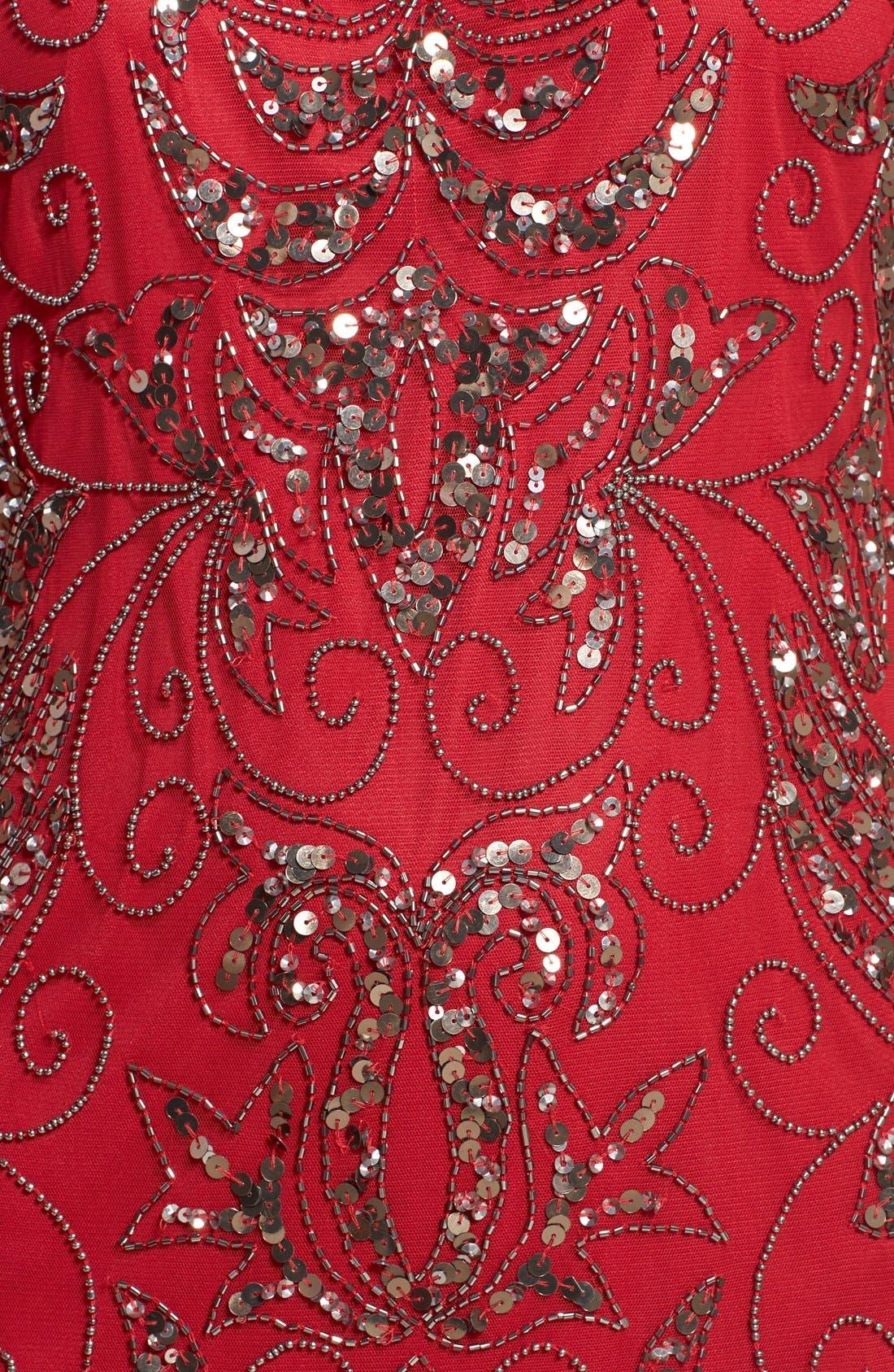 Mermaid Gown,                             Alternate thumbnail 21, color,