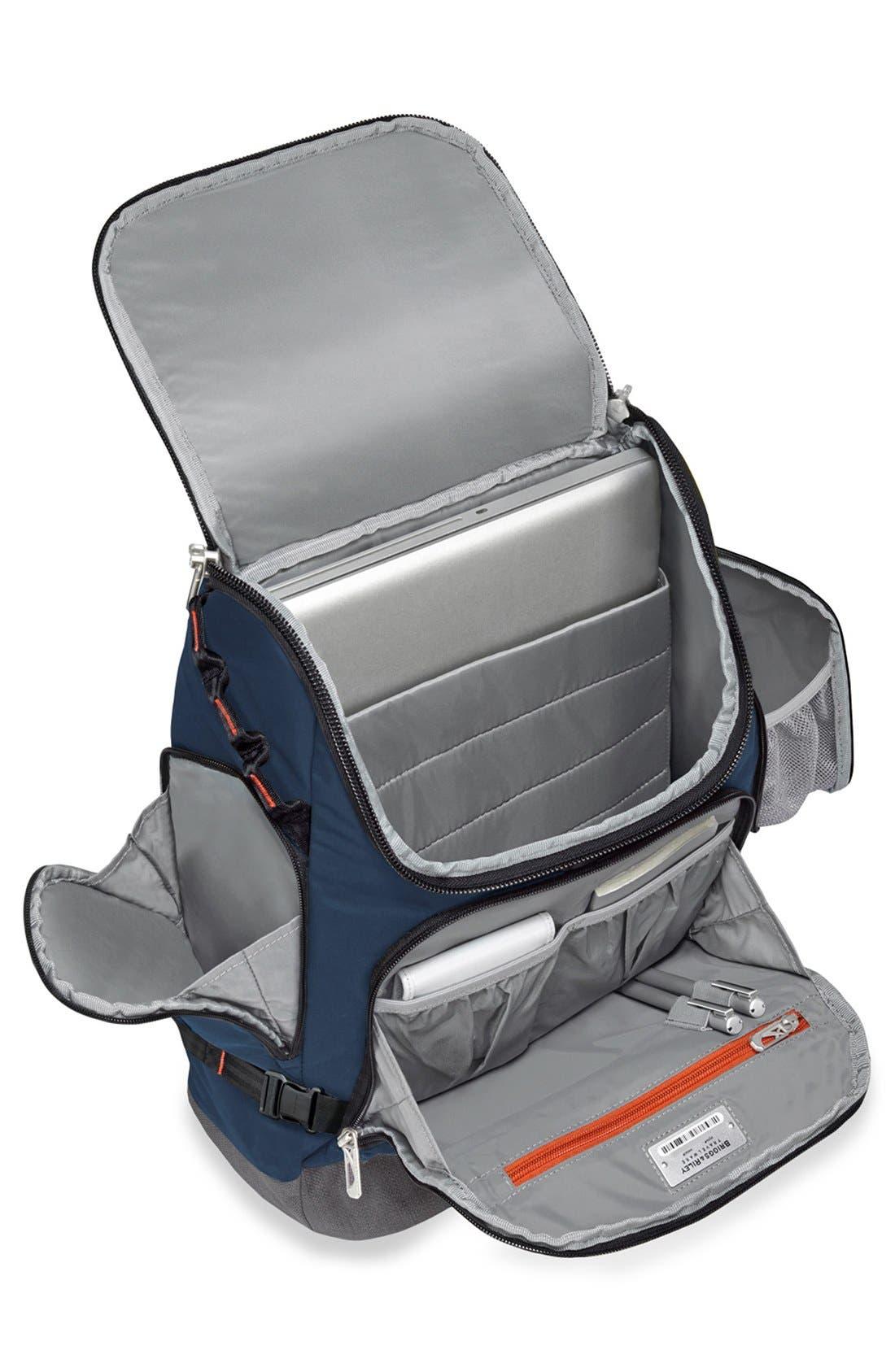 BRX - Excursion Backpack,                             Alternate thumbnail 2, color,                             BLUE
