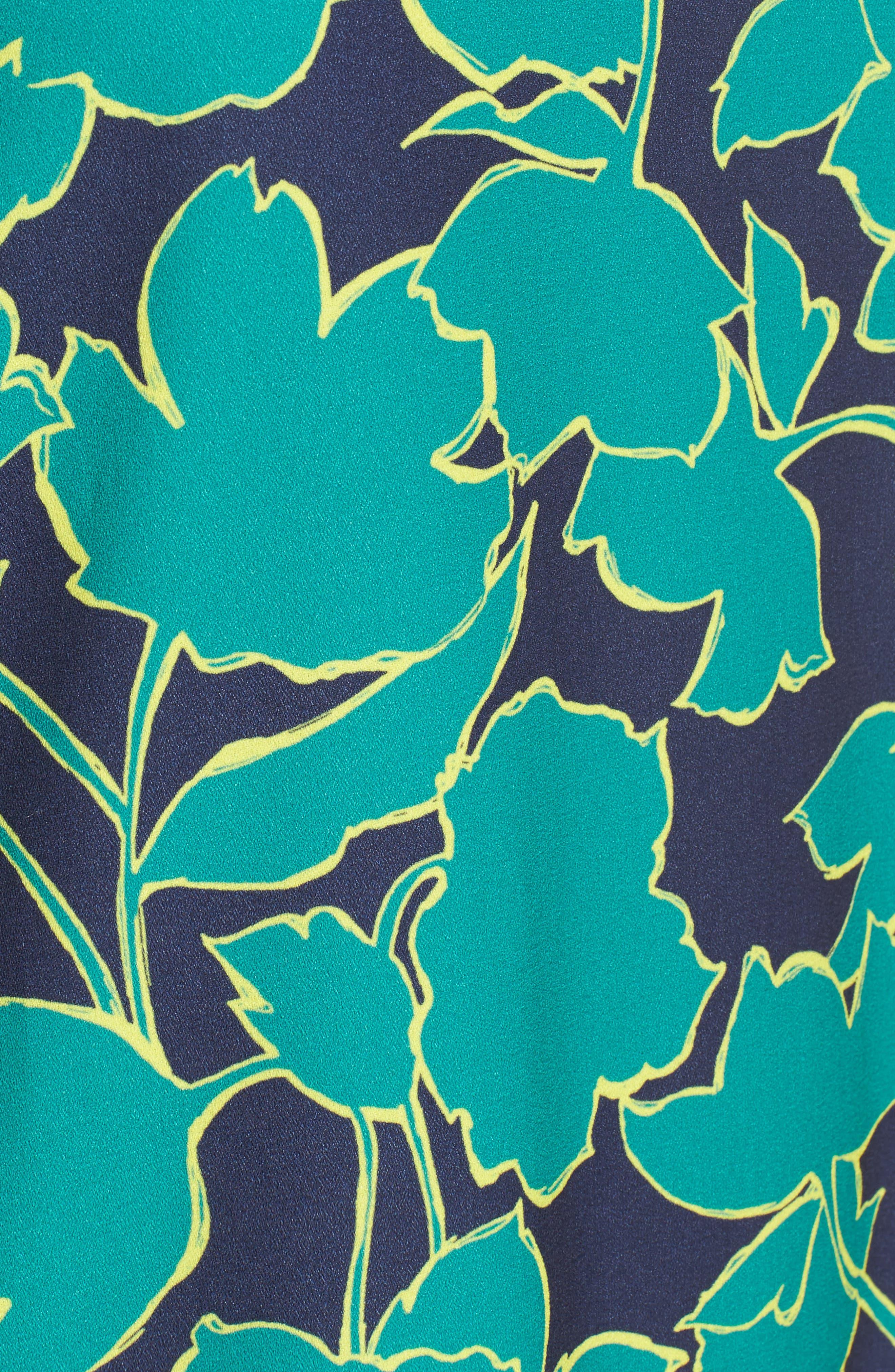 A-Line Dress,                             Alternate thumbnail 132, color,