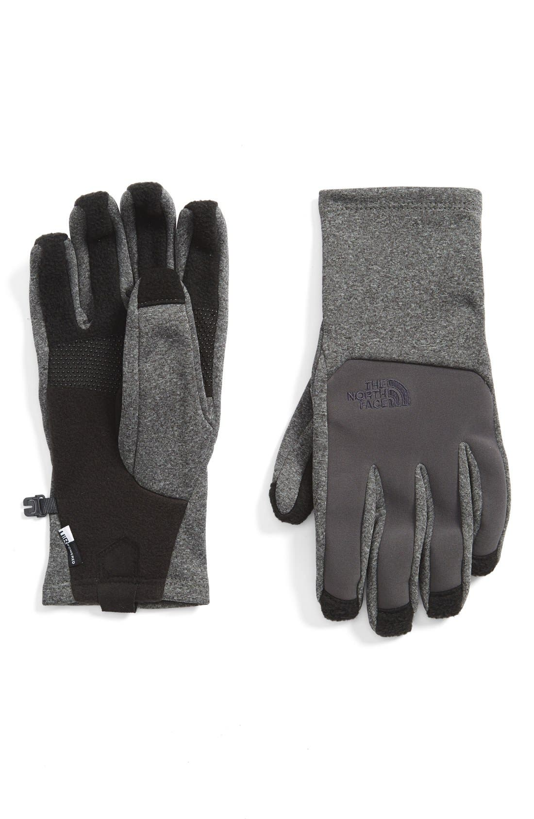 'Canyonwall' Etip Gloves,                             Main thumbnail 4, color,