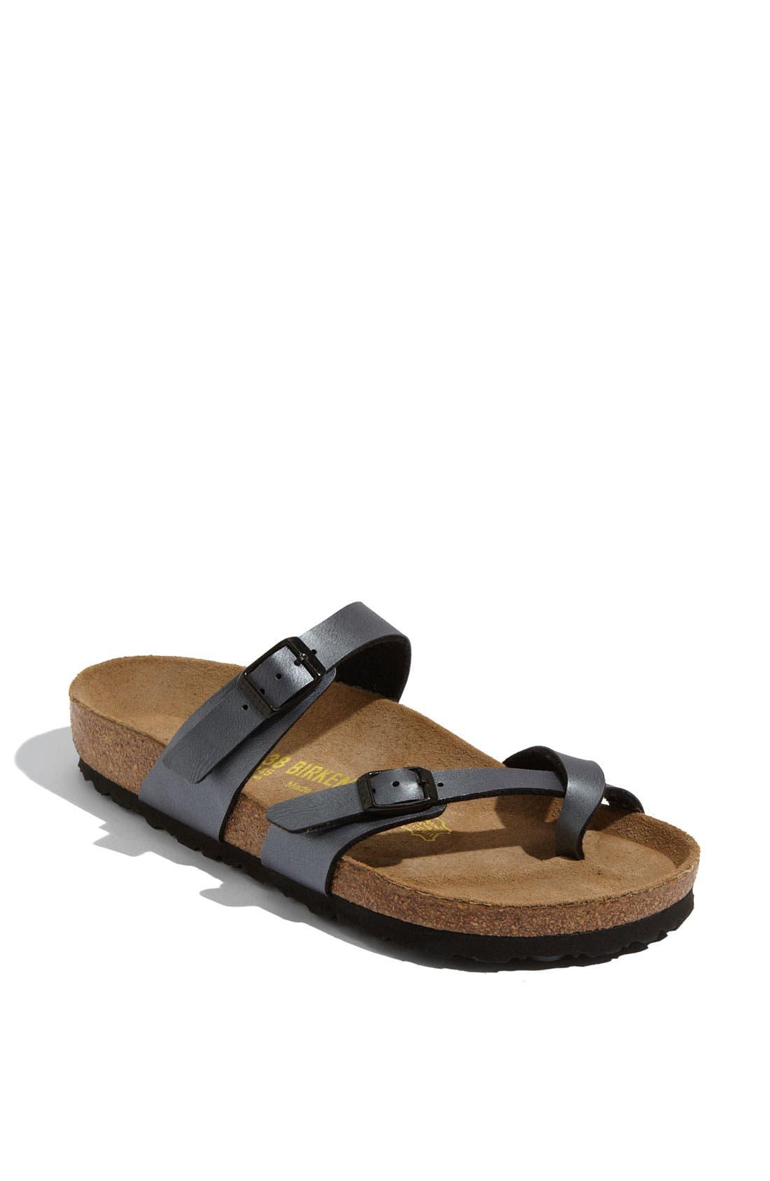 'Mayari' Birko-Flor<sup>™</sup> Sandal,                         Main,                         color,