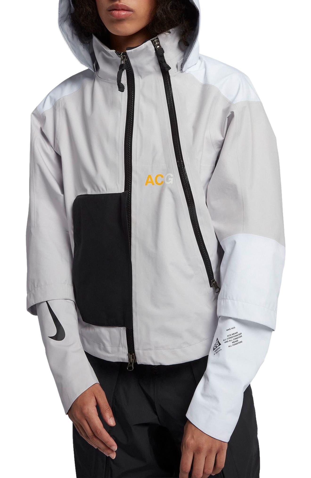 NikeLab ACG Gore-Tex<sup>®</sup> Women's Jacket,                             Main thumbnail 2, color,