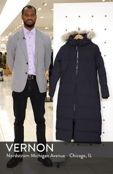 Canada Goose Mystique Fusion Fit Down Parka with Genuine Coyote Fur ... f538f65b5