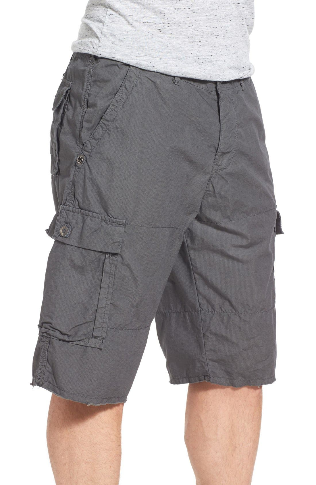 'Havana' Linen Shorts,                             Alternate thumbnail 45, color,