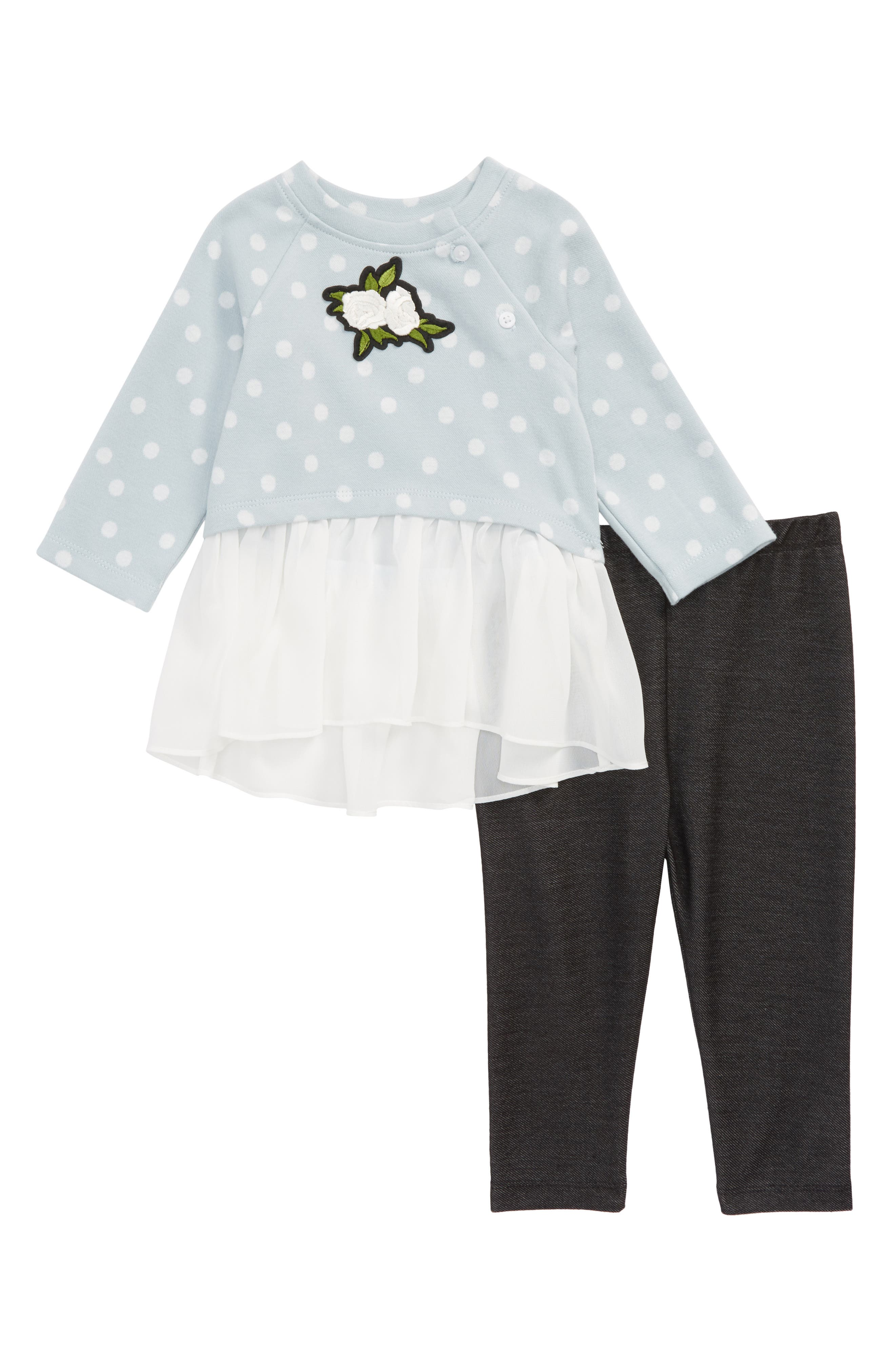 Sweater & Leggings Set,                         Main,                         color,