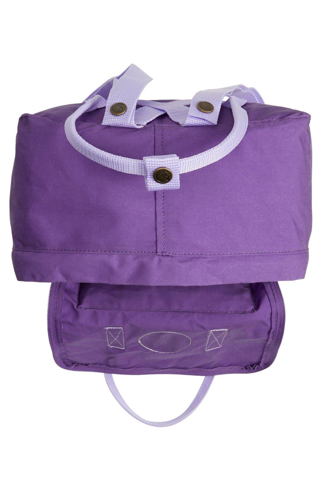 'Kånken' Water Resistant Backpack,                             Alternate thumbnail 291, color,