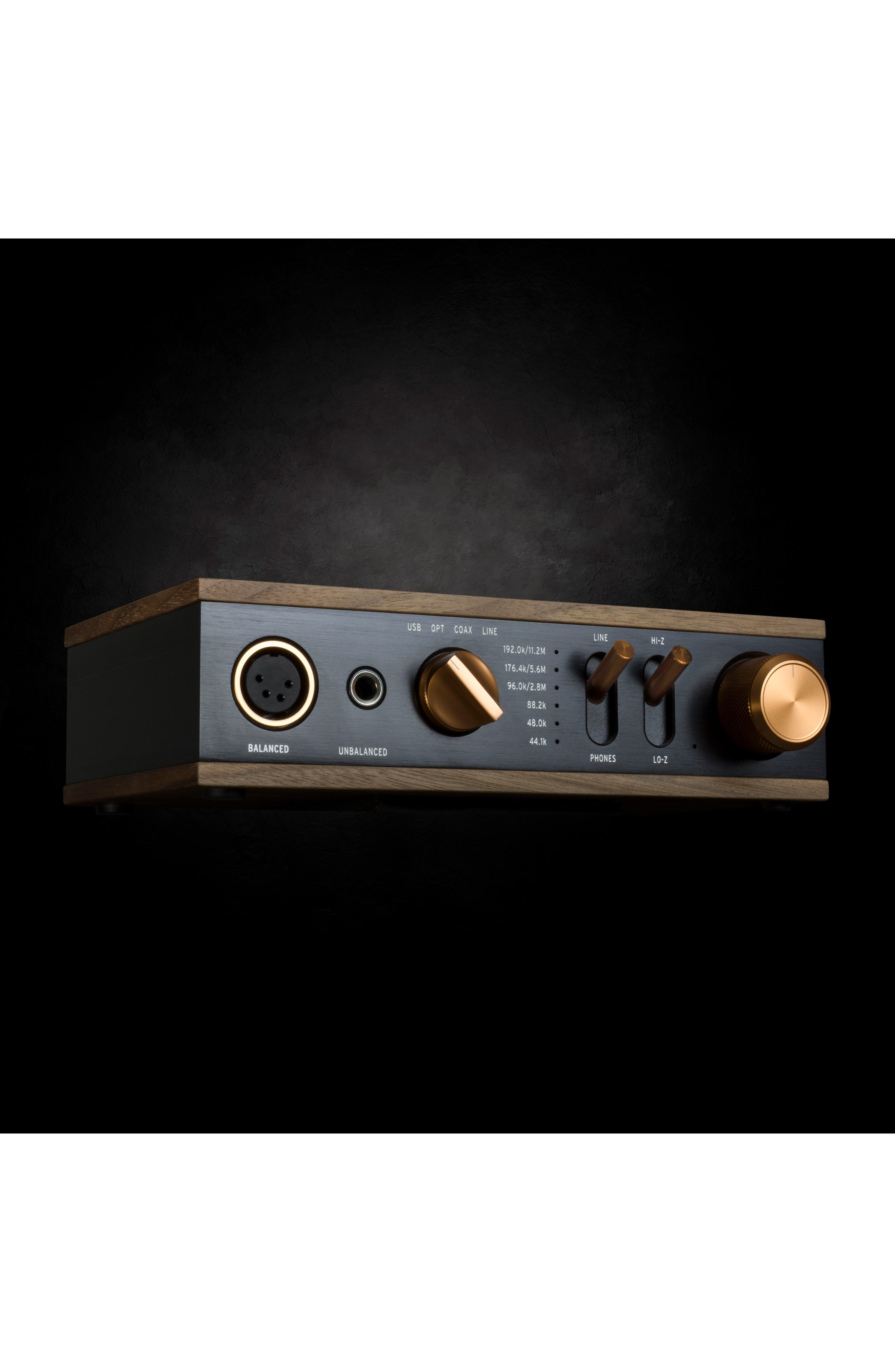 Heritage Headphone Amplifier,                             Alternate thumbnail 4, color,