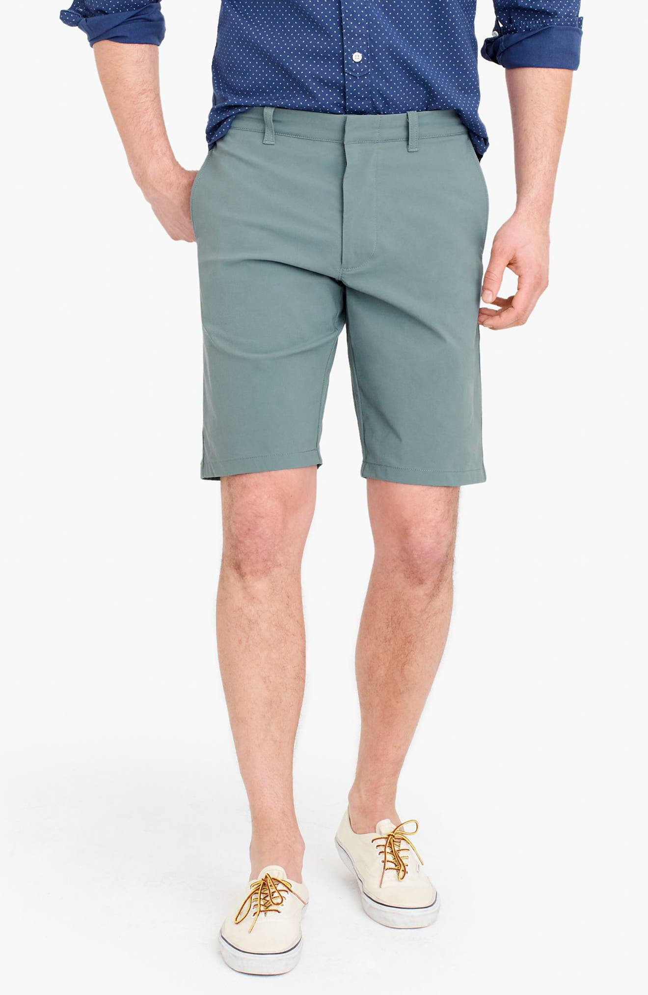 Tech Shorts,                             Alternate thumbnail 2, color,                             HIGHLINE GREY