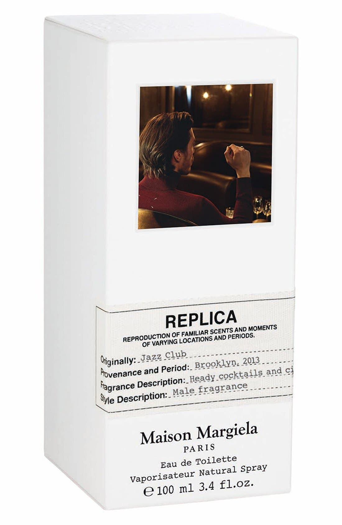 Replica Jazz Club Fragrance,                             Alternate thumbnail 7, color,                             NO COLOR