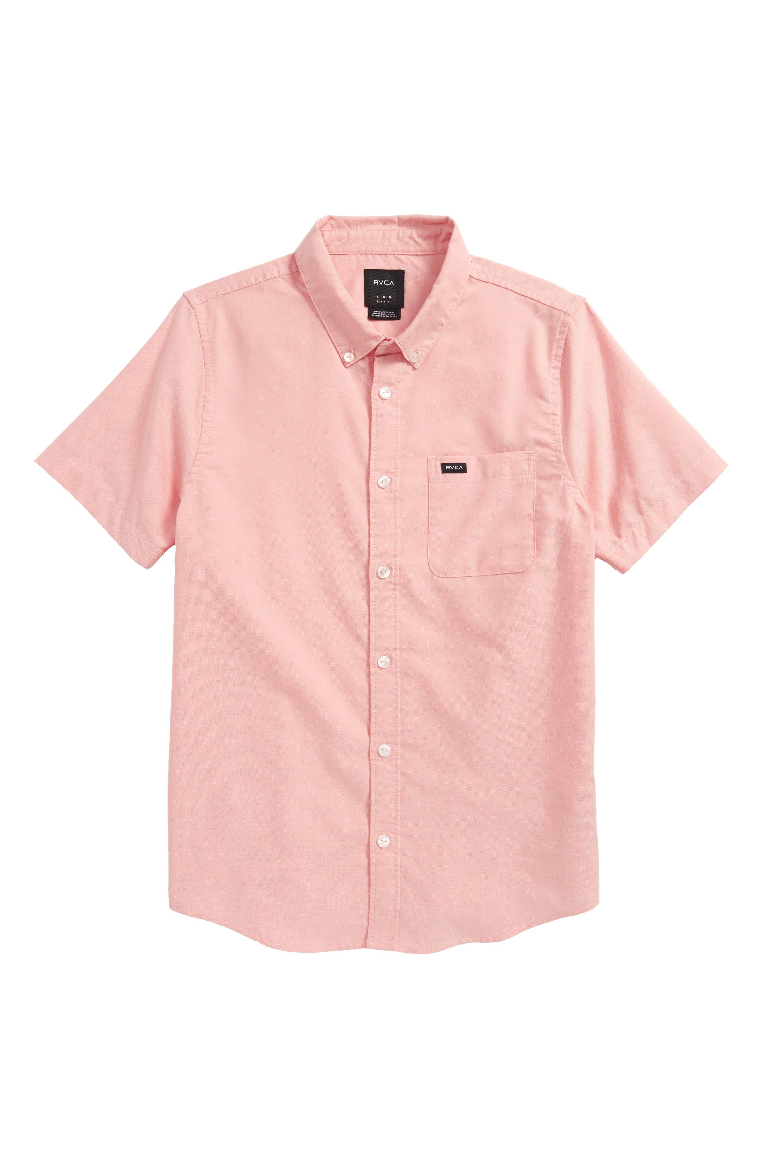 'That'll Do' Woven Shirt,                             Main thumbnail 7, color,