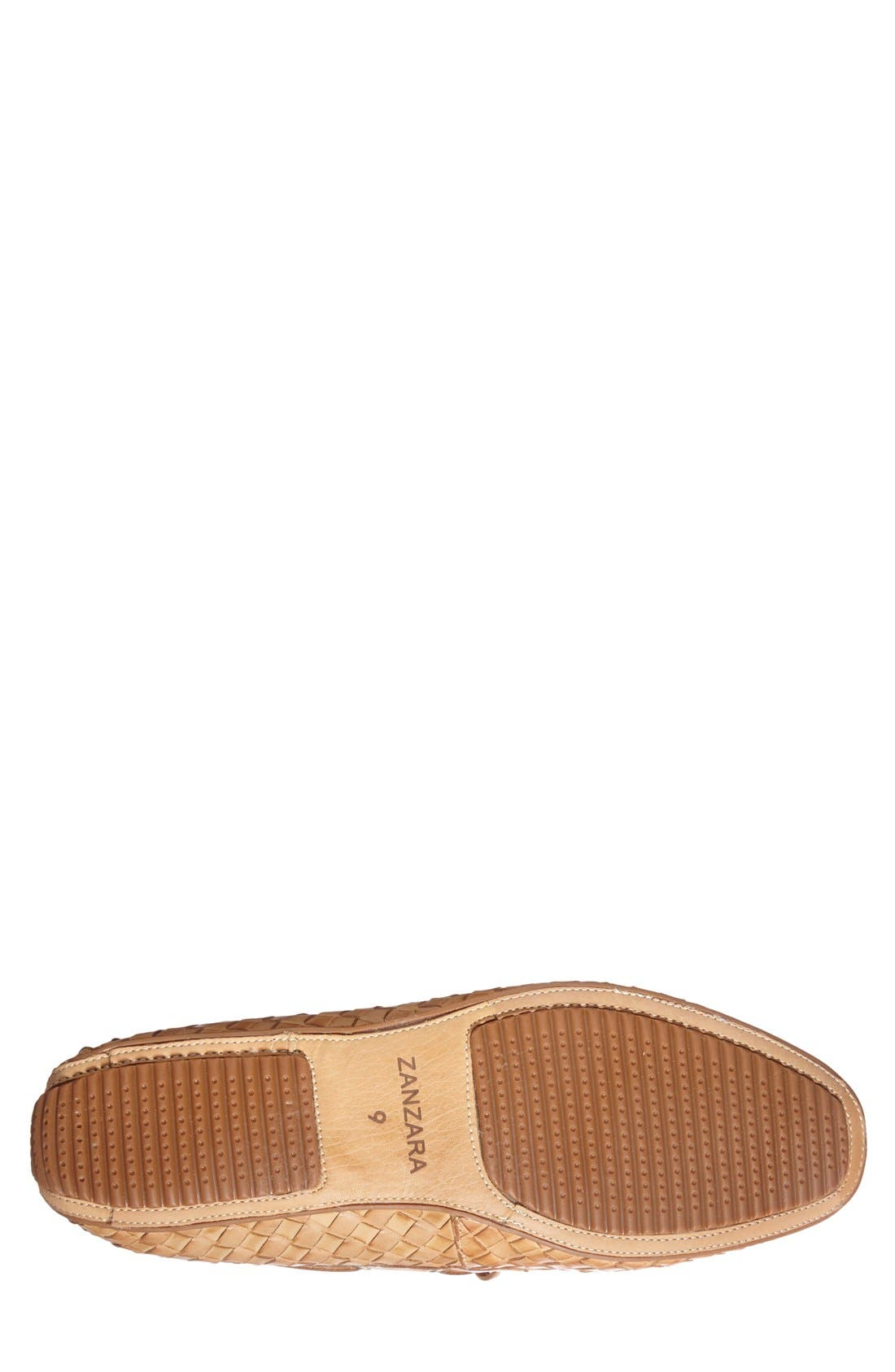 Leather Loafer,                             Alternate thumbnail 33, color,