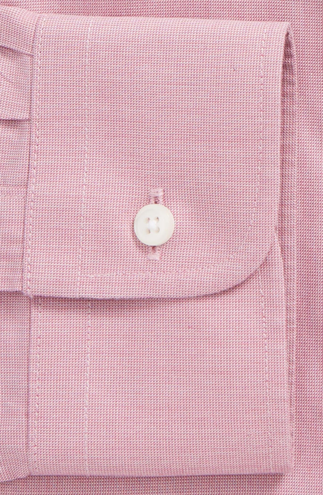 NORDSTROM MEN'S SHOP,                             Smartcare<sup>™</sup> Classic Fit Pinpoint Dress Shirt,                             Alternate thumbnail 2, color,                             650