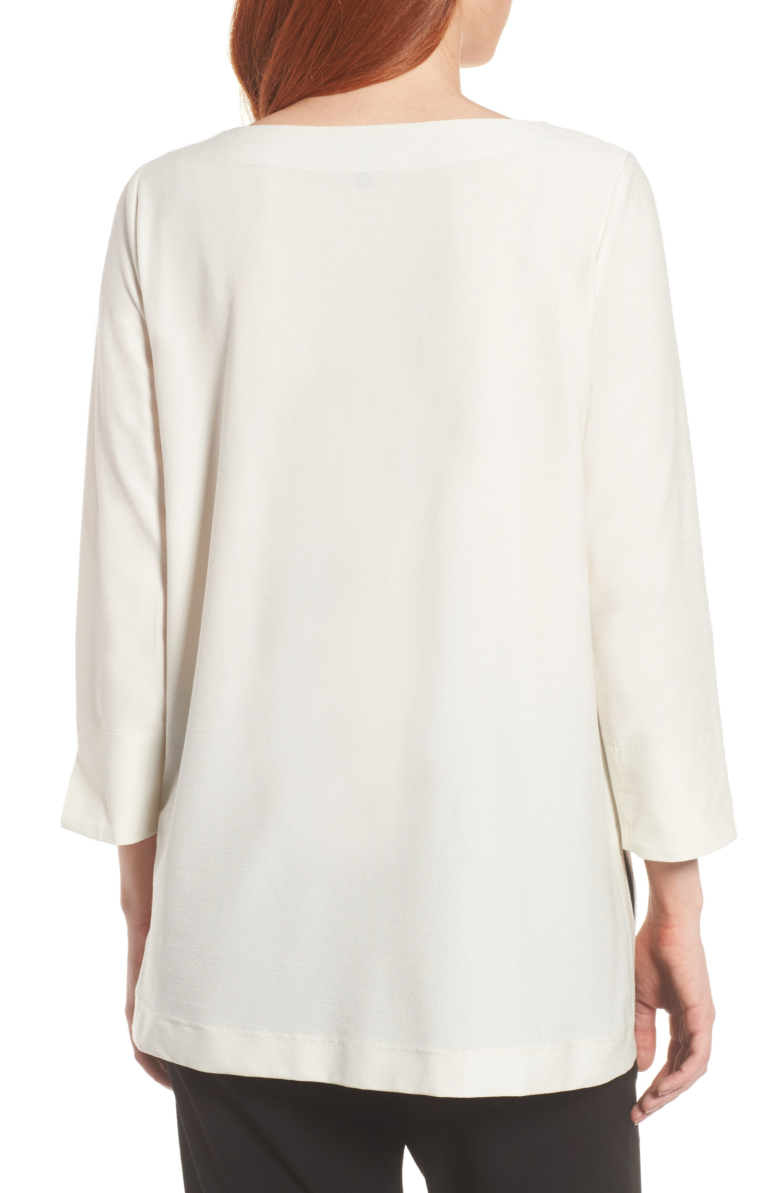 Boxy Jersey Top,                             Alternate thumbnail 6, color,