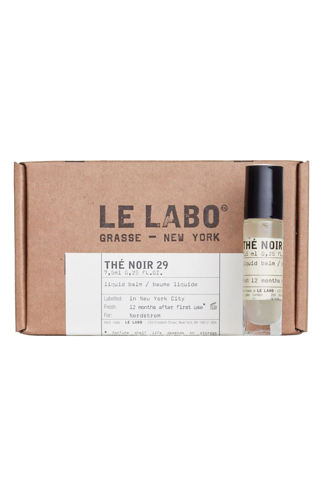'Thé Noir 29' Liquid Balm,                             Alternate thumbnail 3, color,                             NO COLOR