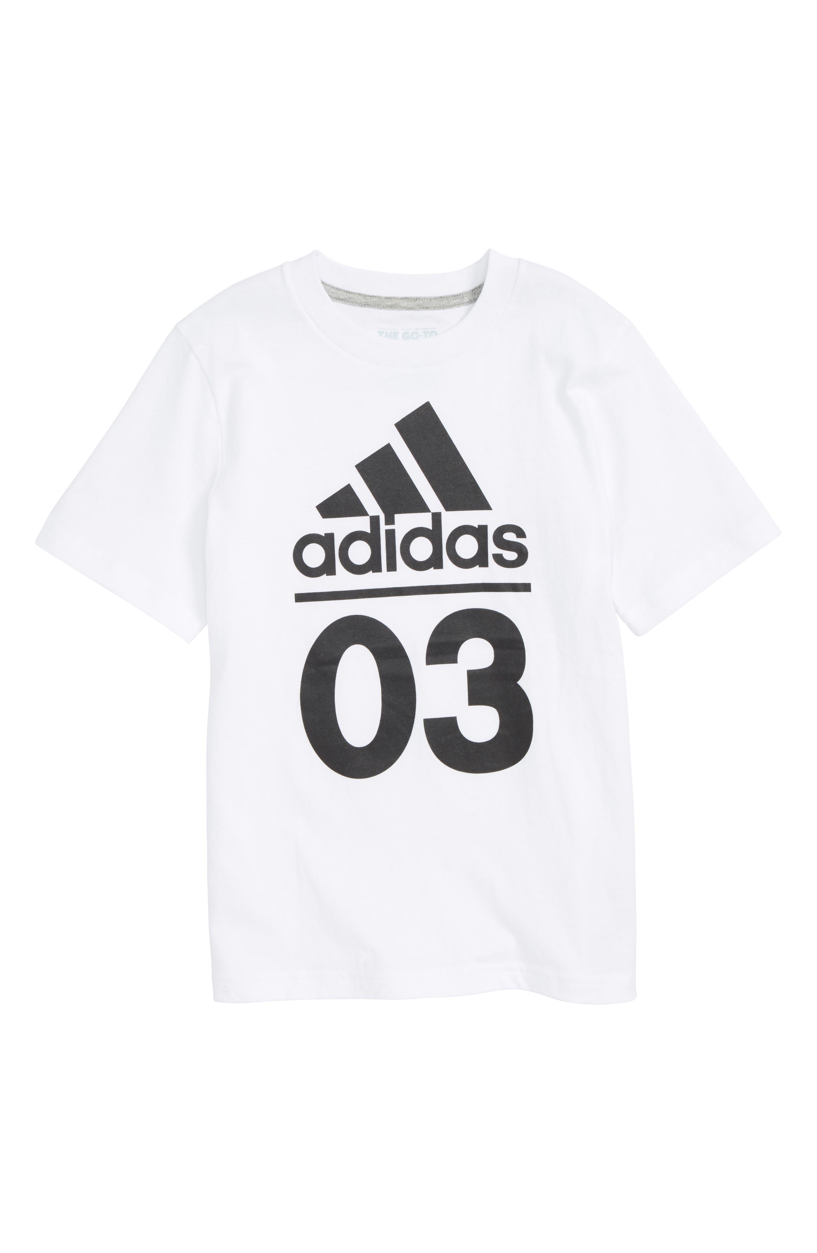 Logo Graphic T-Shirt,                             Main thumbnail 3, color,