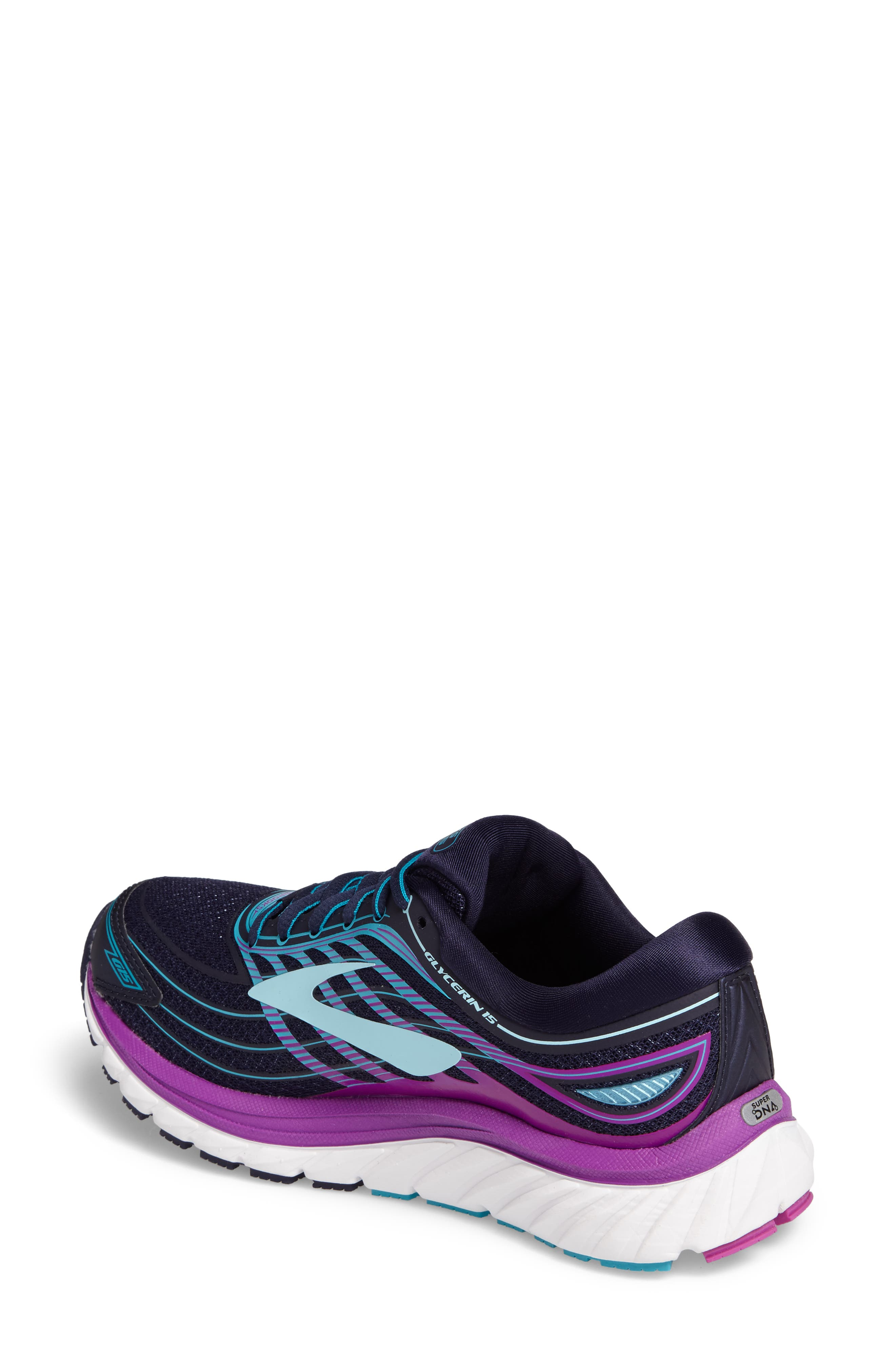 Glycerin 15 Running Shoe,                             Alternate thumbnail 7, color,