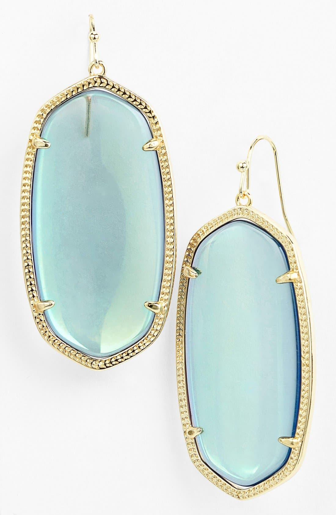 Danielle - Large Oval Statement Earrings,                             Main thumbnail 60, color,