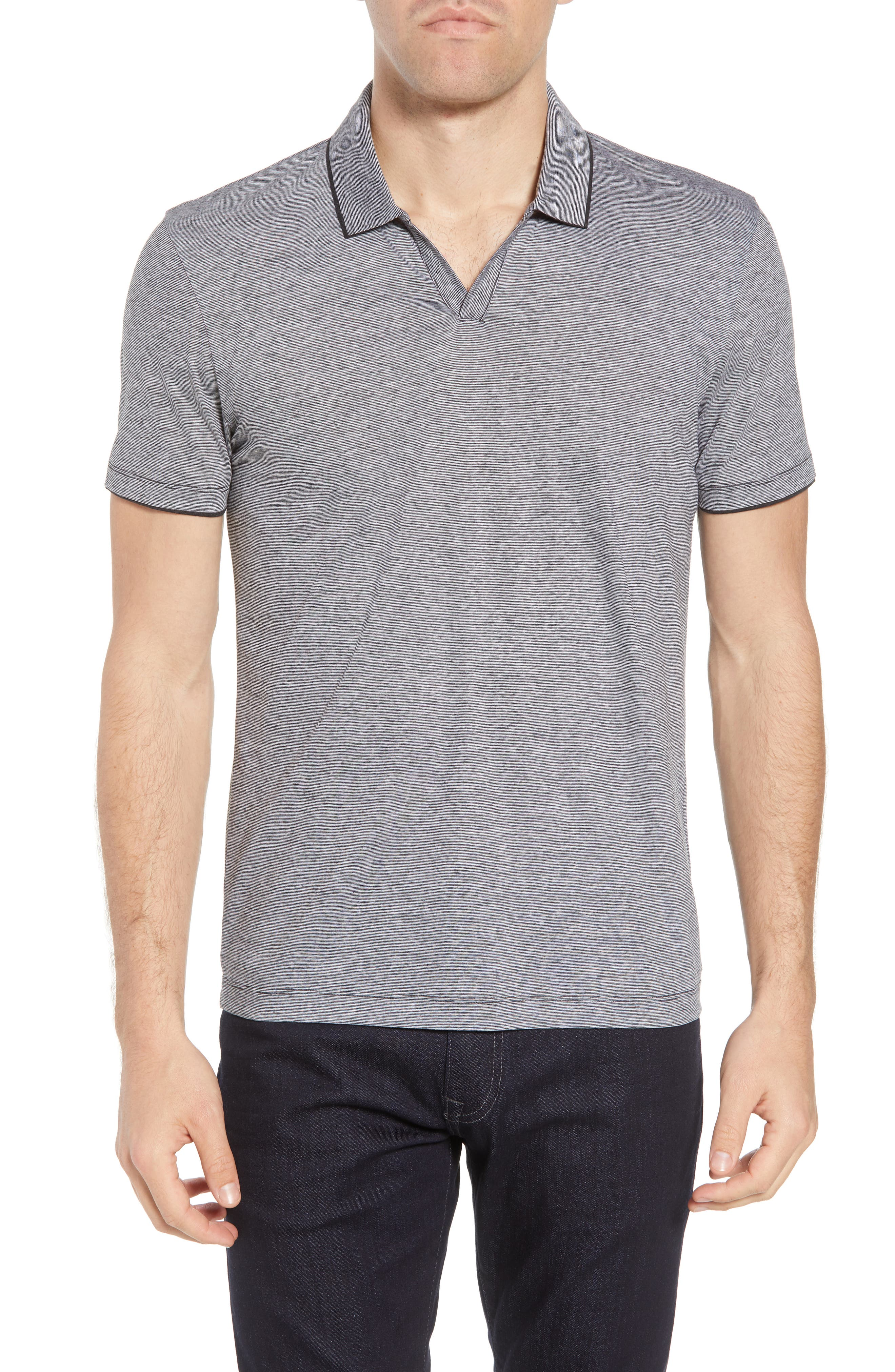 Plato Flame Polo Shirt,                         Main,                         color, 001