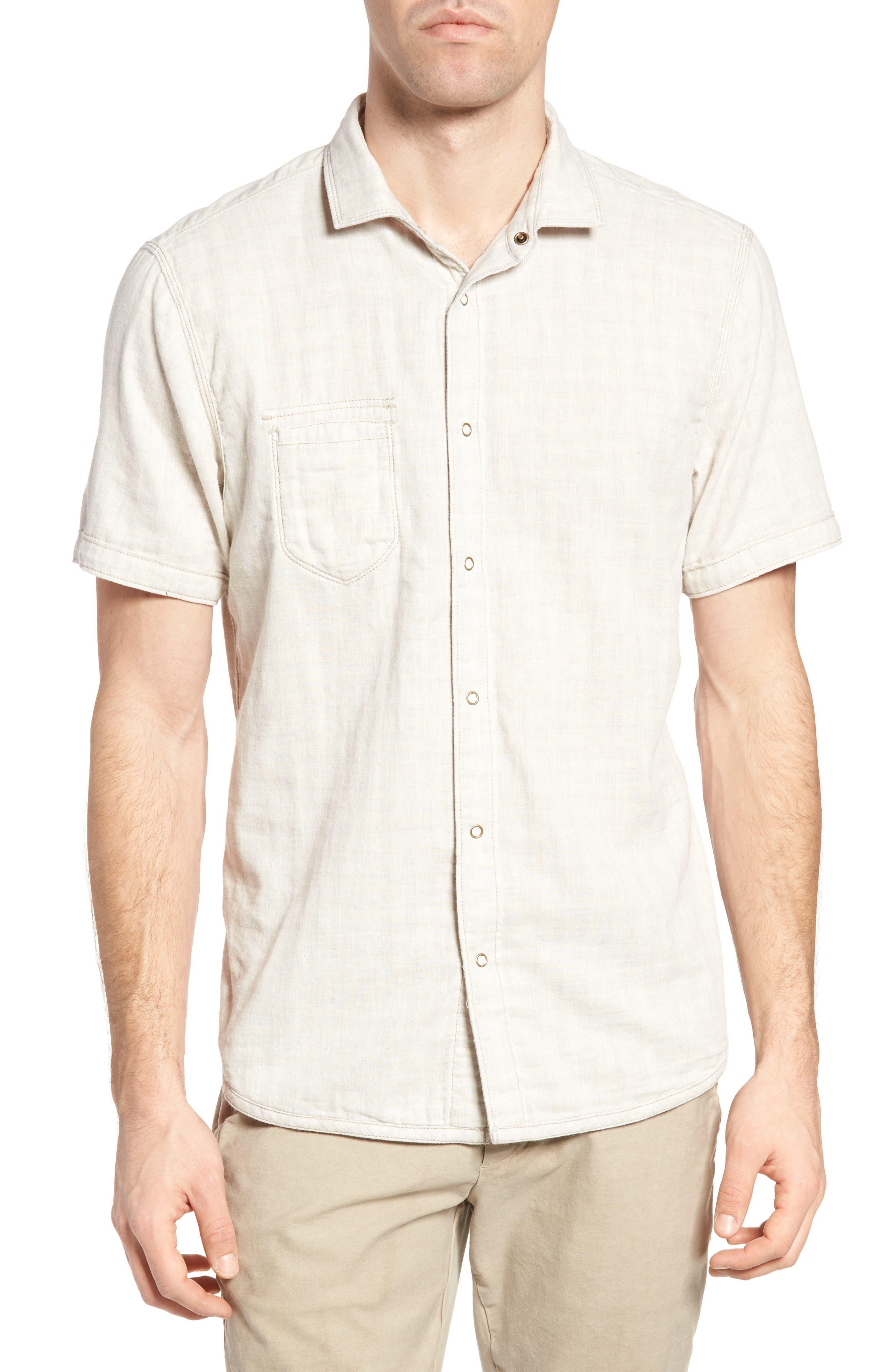 Graham Reversible Plaid Sport Shirt,                             Alternate thumbnail 2, color,                             271