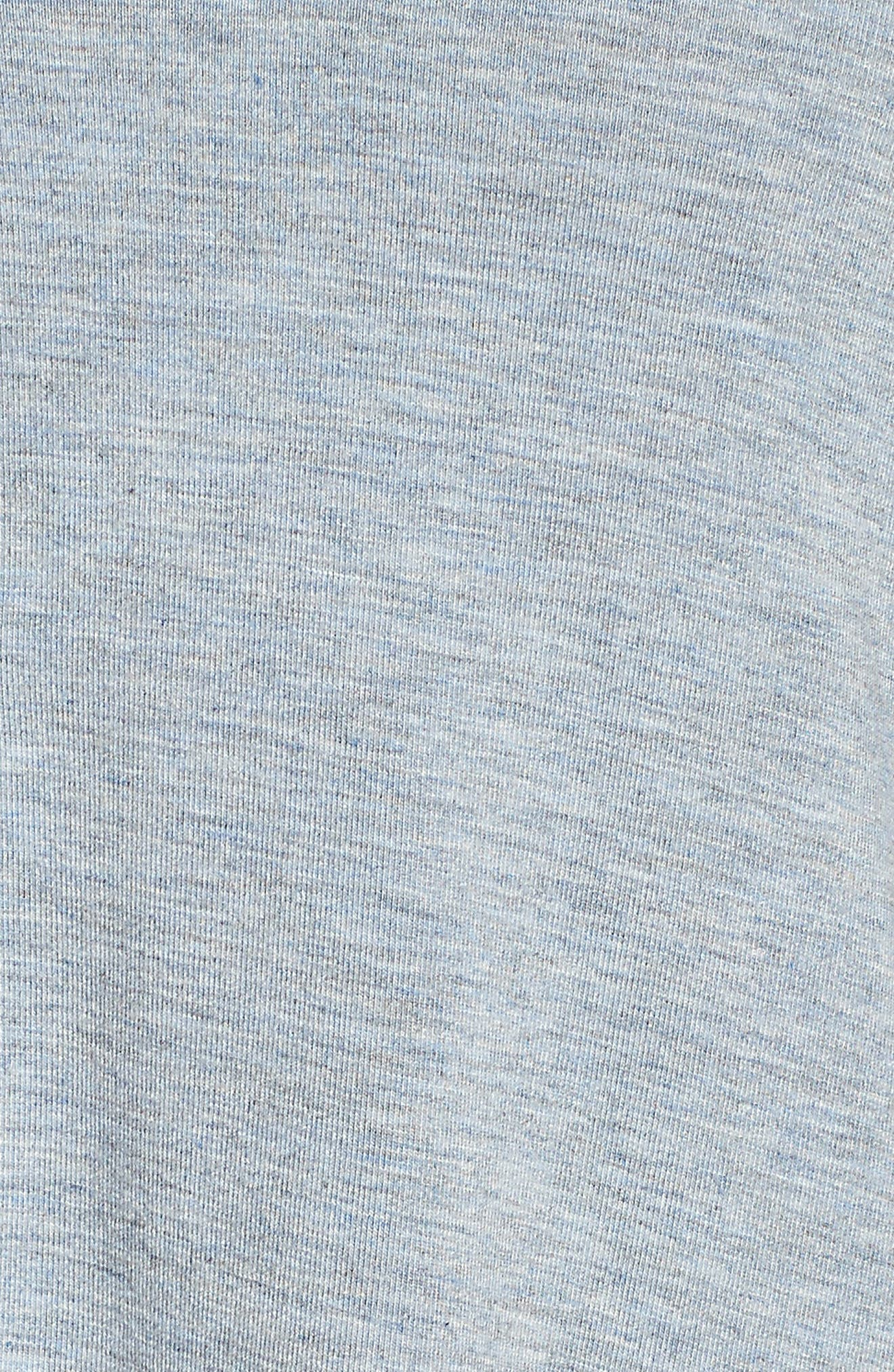 Breathe Modal Jersey Sleep Shirt,                             Alternate thumbnail 10, color,