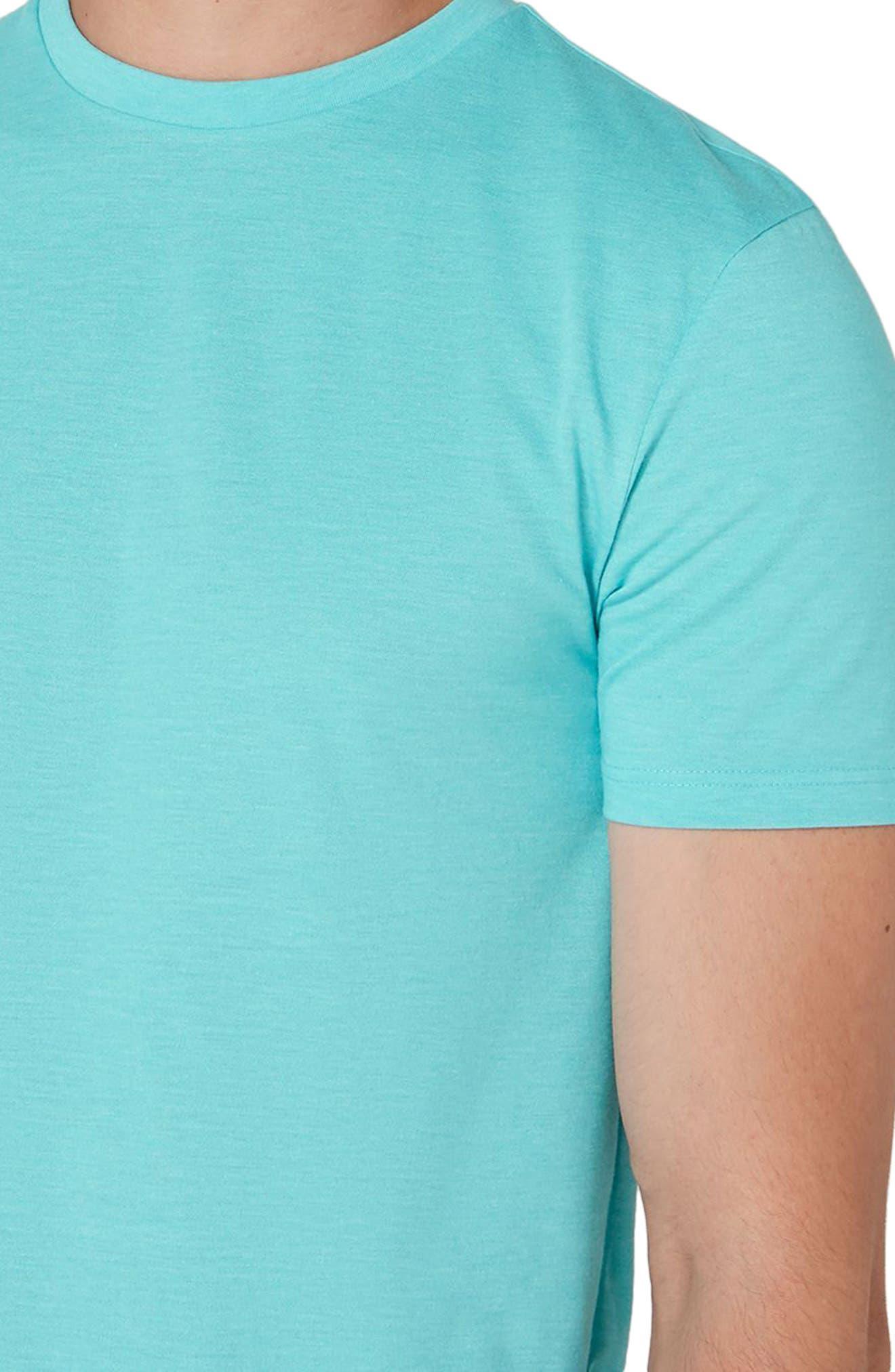 Slim Fit Crewneck T-Shirt,                             Alternate thumbnail 205, color,
