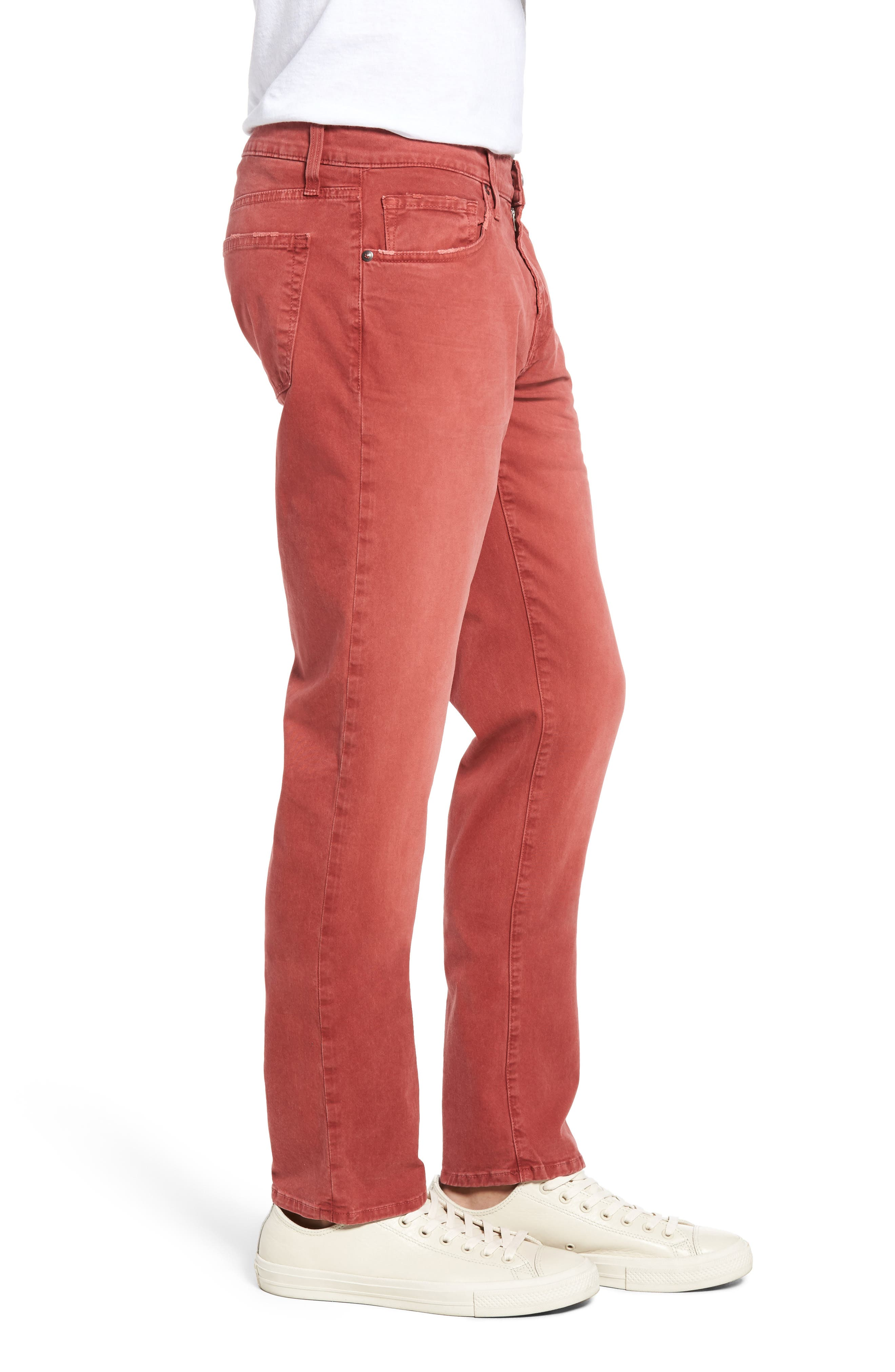 Tyler Slim Fit Jeans,                             Alternate thumbnail 18, color,