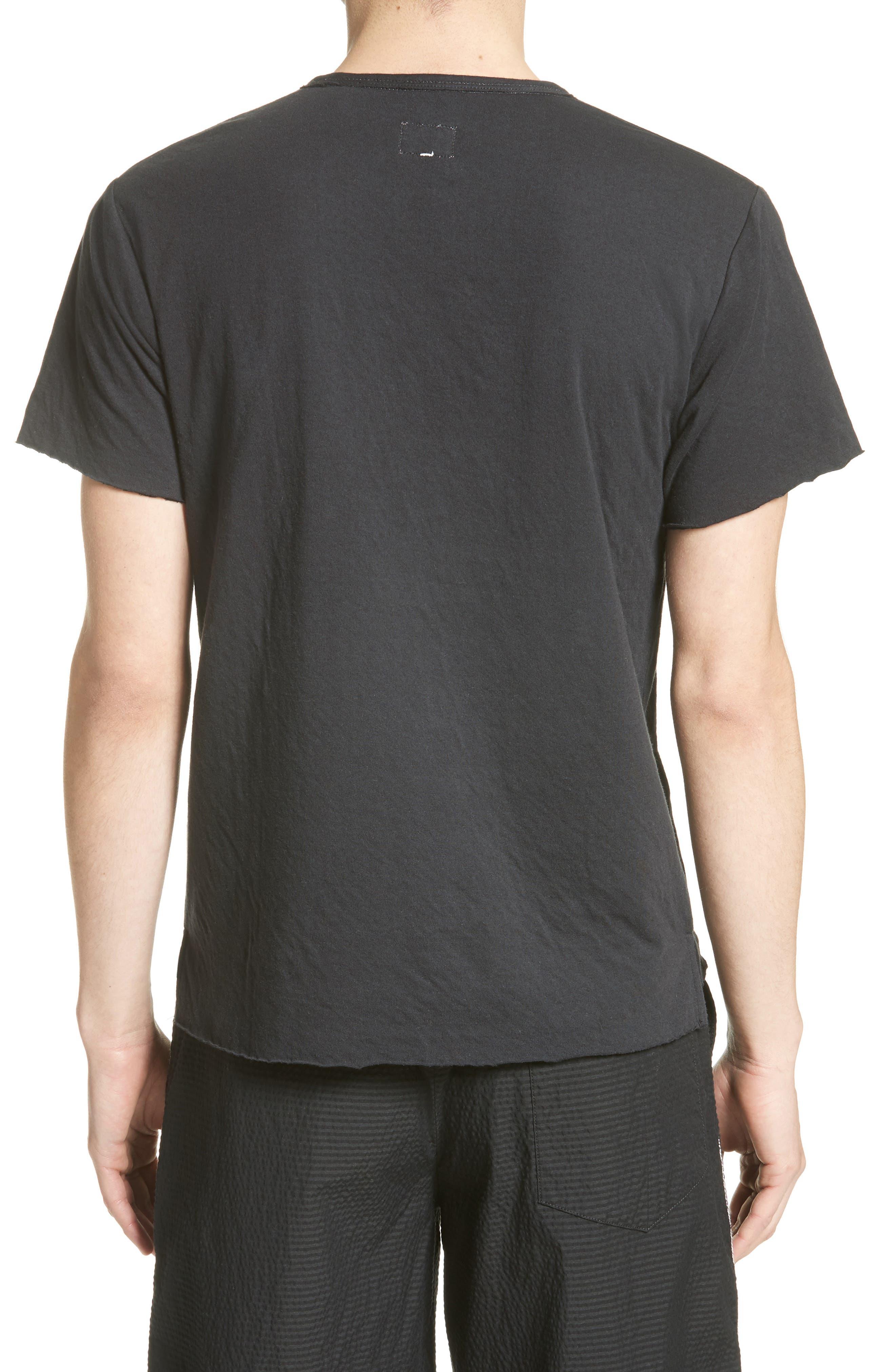 Pocket T-Shirt,                             Alternate thumbnail 2, color,                             001