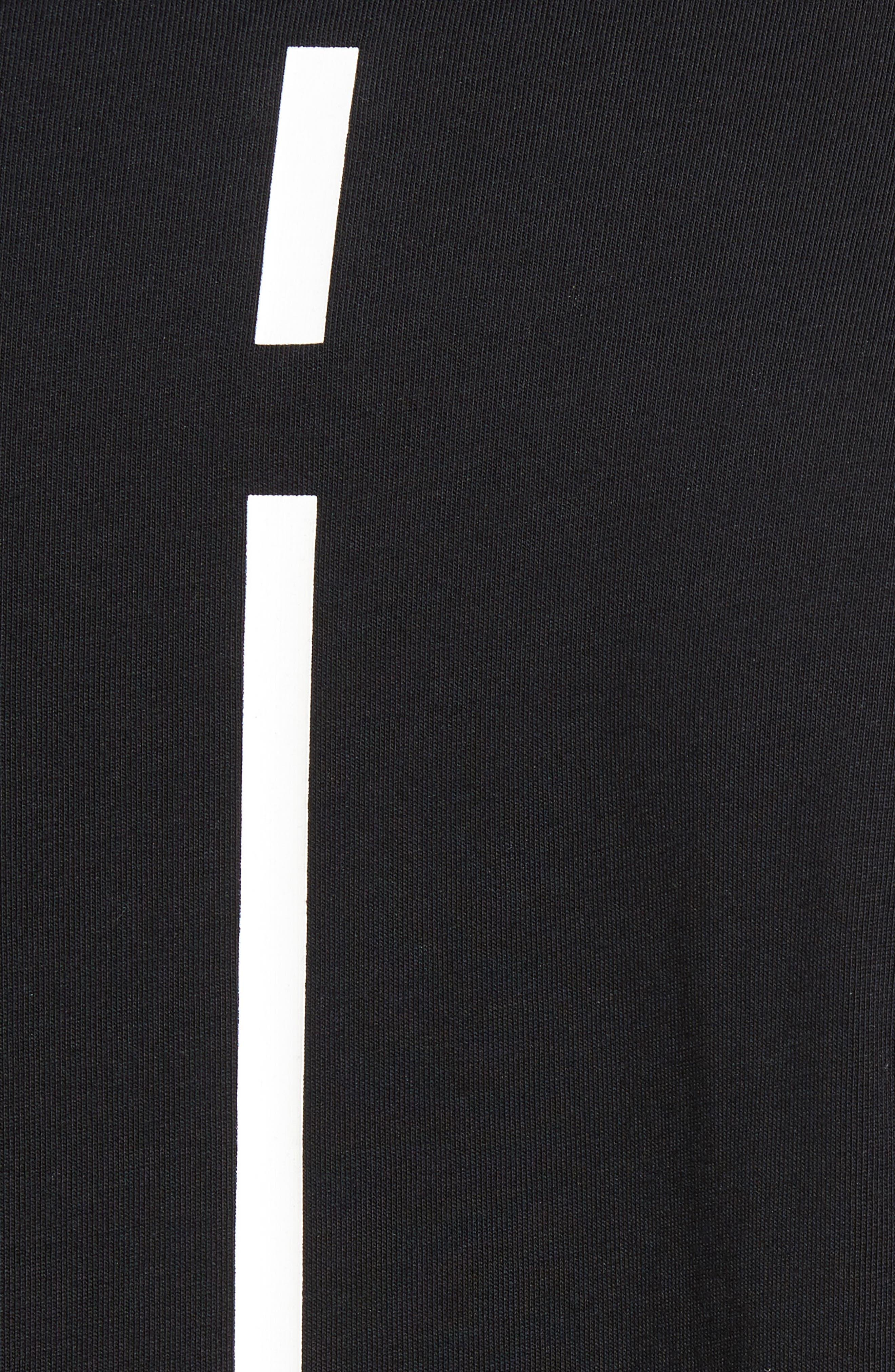 Flight Dry-FIT T-Shirt,                             Alternate thumbnail 5, color,                             010