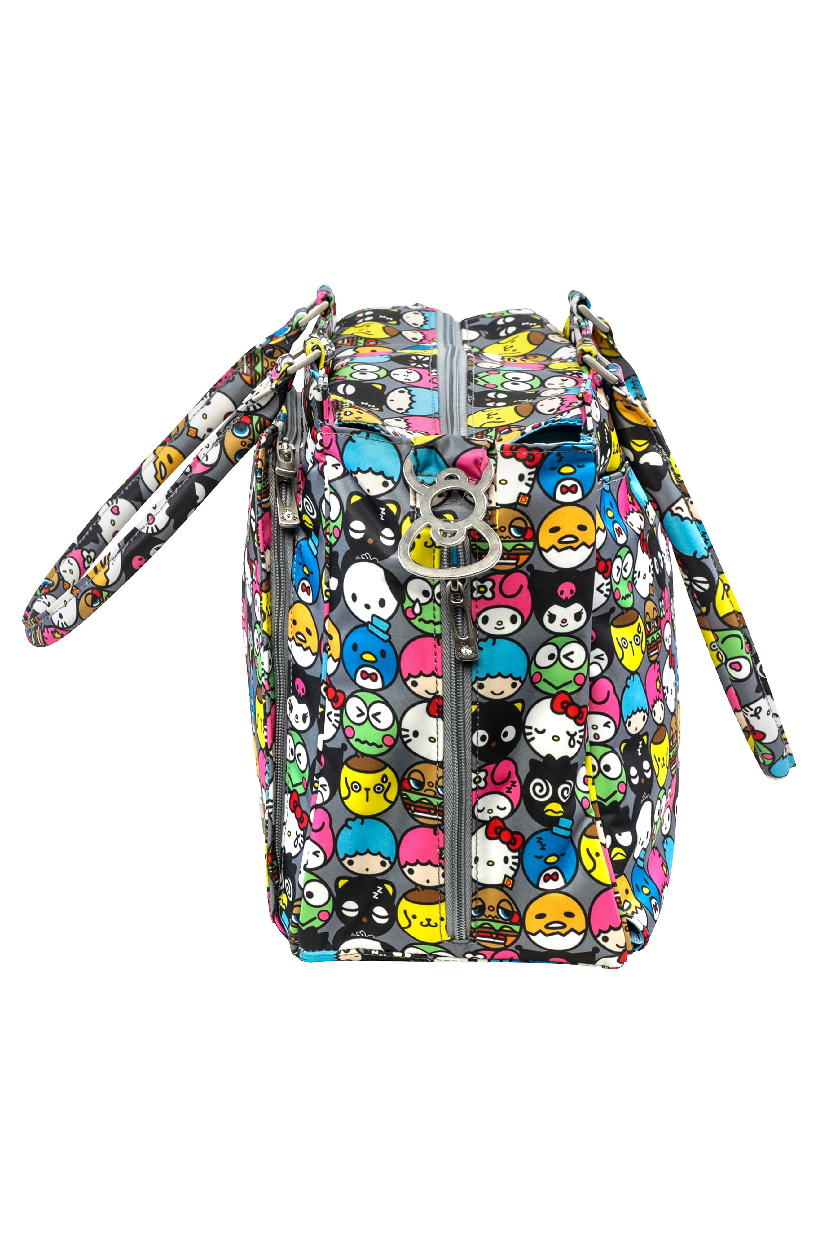 x Hello Kitty<sup>®</sup> Be Classy Diaper Bag,                             Alternate thumbnail 2, color,                             026