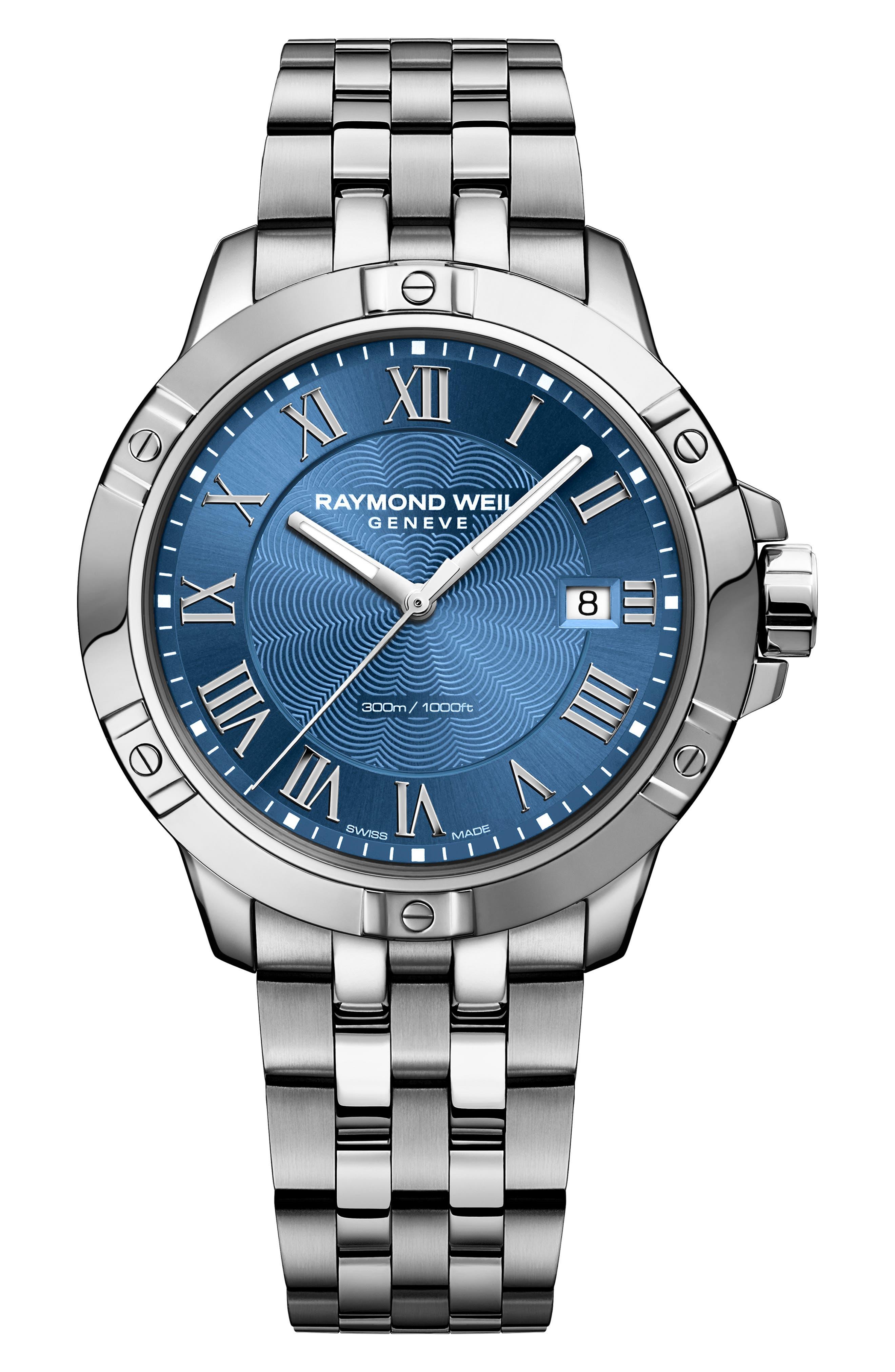 Tango Bracelet Watch, 41mm,                             Main thumbnail 1, color,                             040