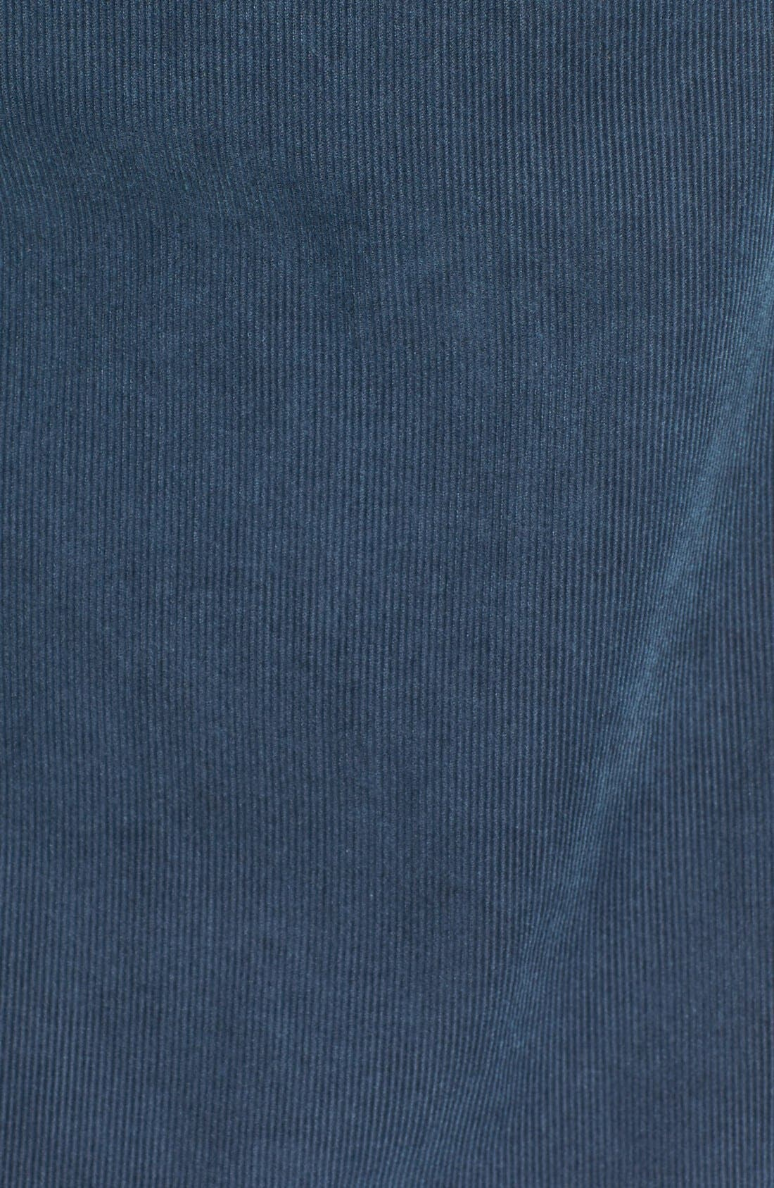 'Jaymes' Pigment Dyed Corduroy Shirt,                             Alternate thumbnail 20, color,