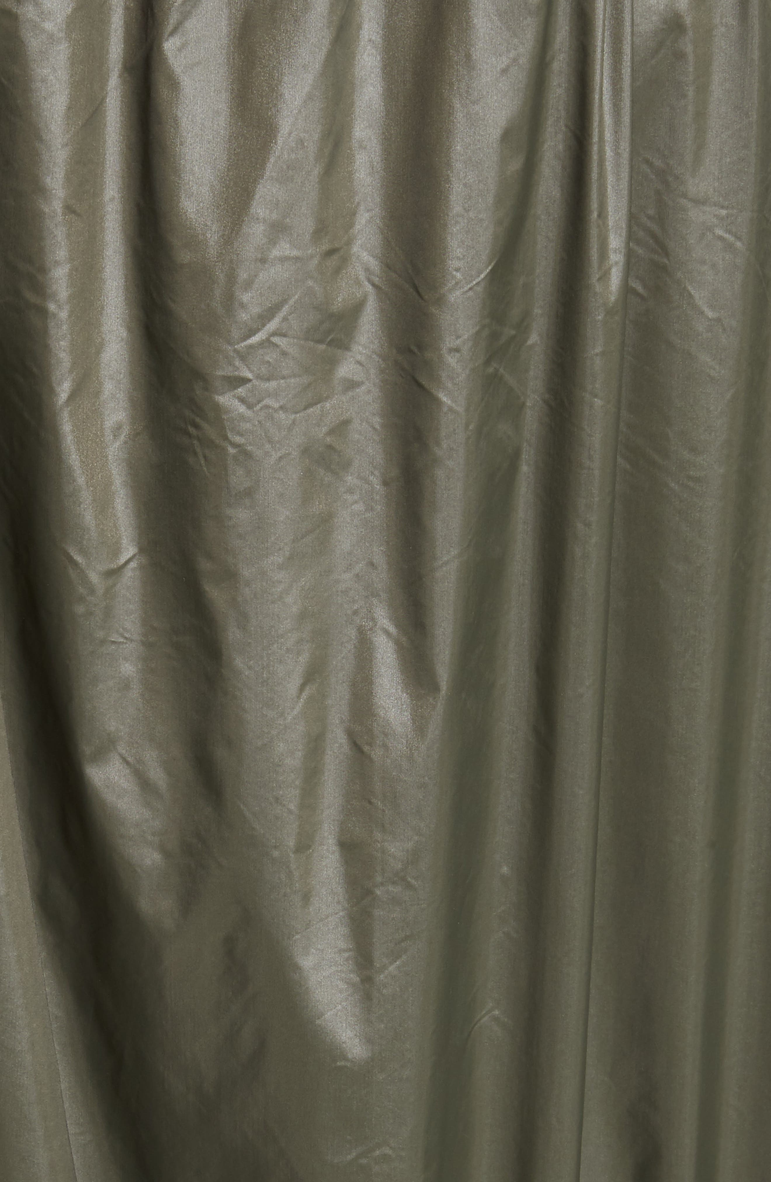 Alter Suede Trim Windbreaker Jacket,                             Alternate thumbnail 6, color,