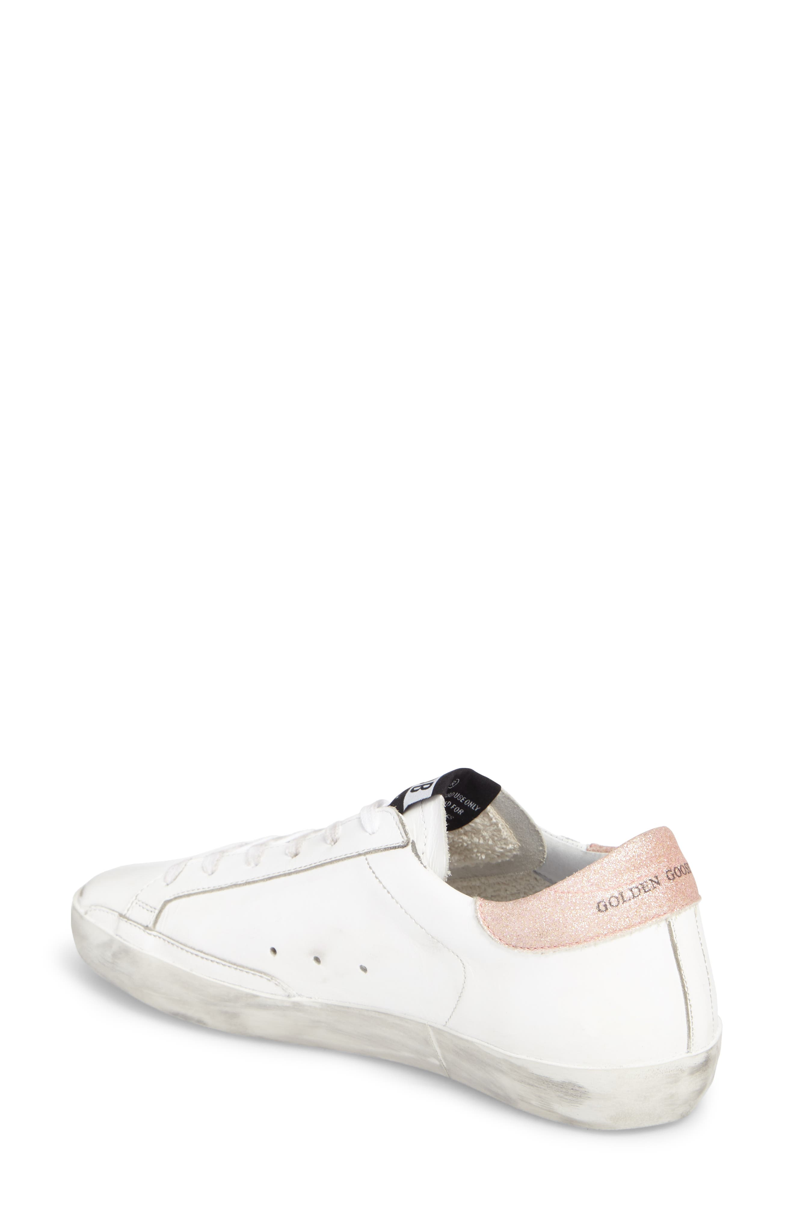 Superstar Low Top Sneaker,                             Alternate thumbnail 2, color,