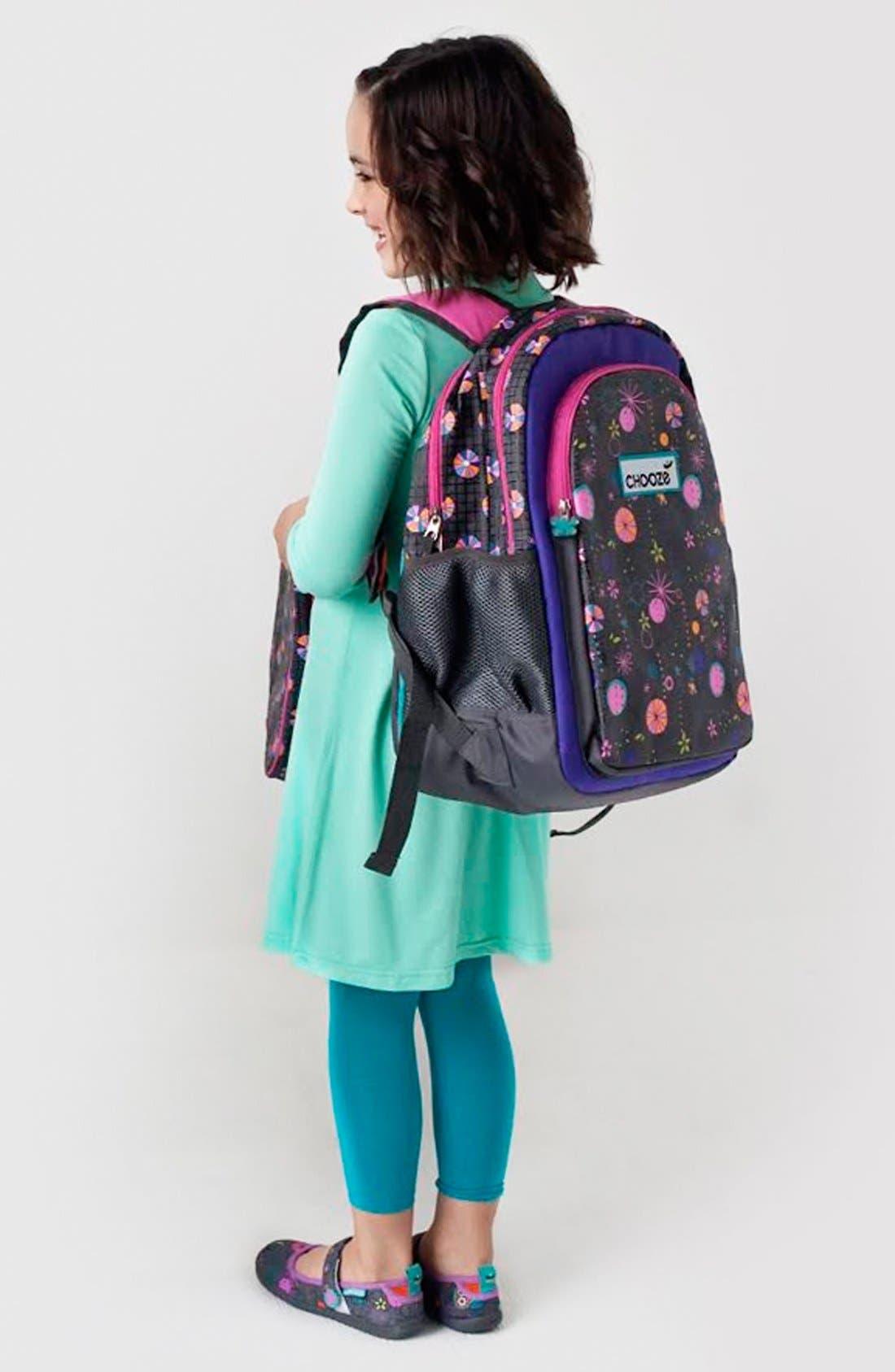 Reversible Backpack,                             Alternate thumbnail 2, color,                             050