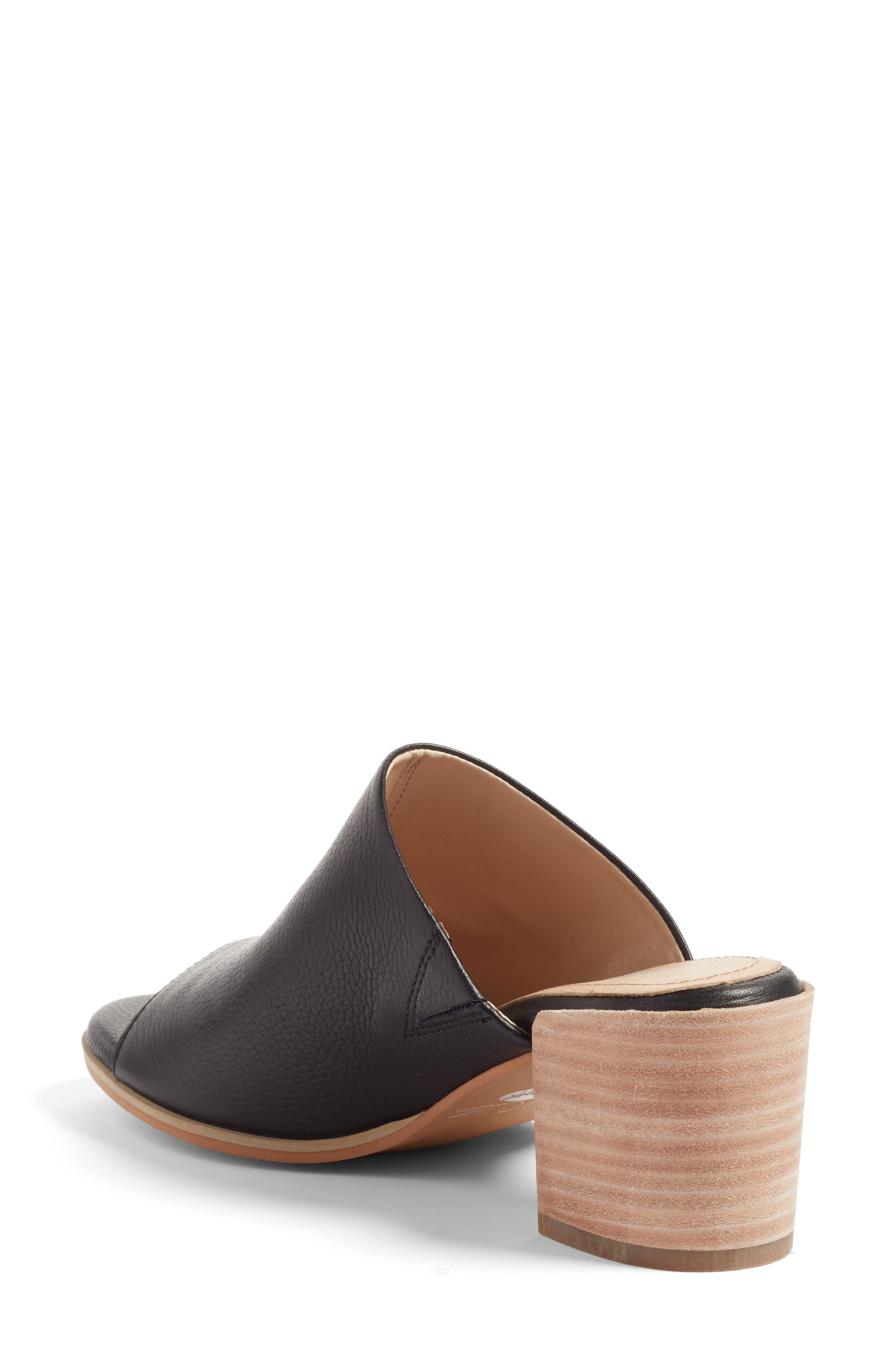 Malin Block Heel Sandal,                             Alternate thumbnail 2, color,                             001