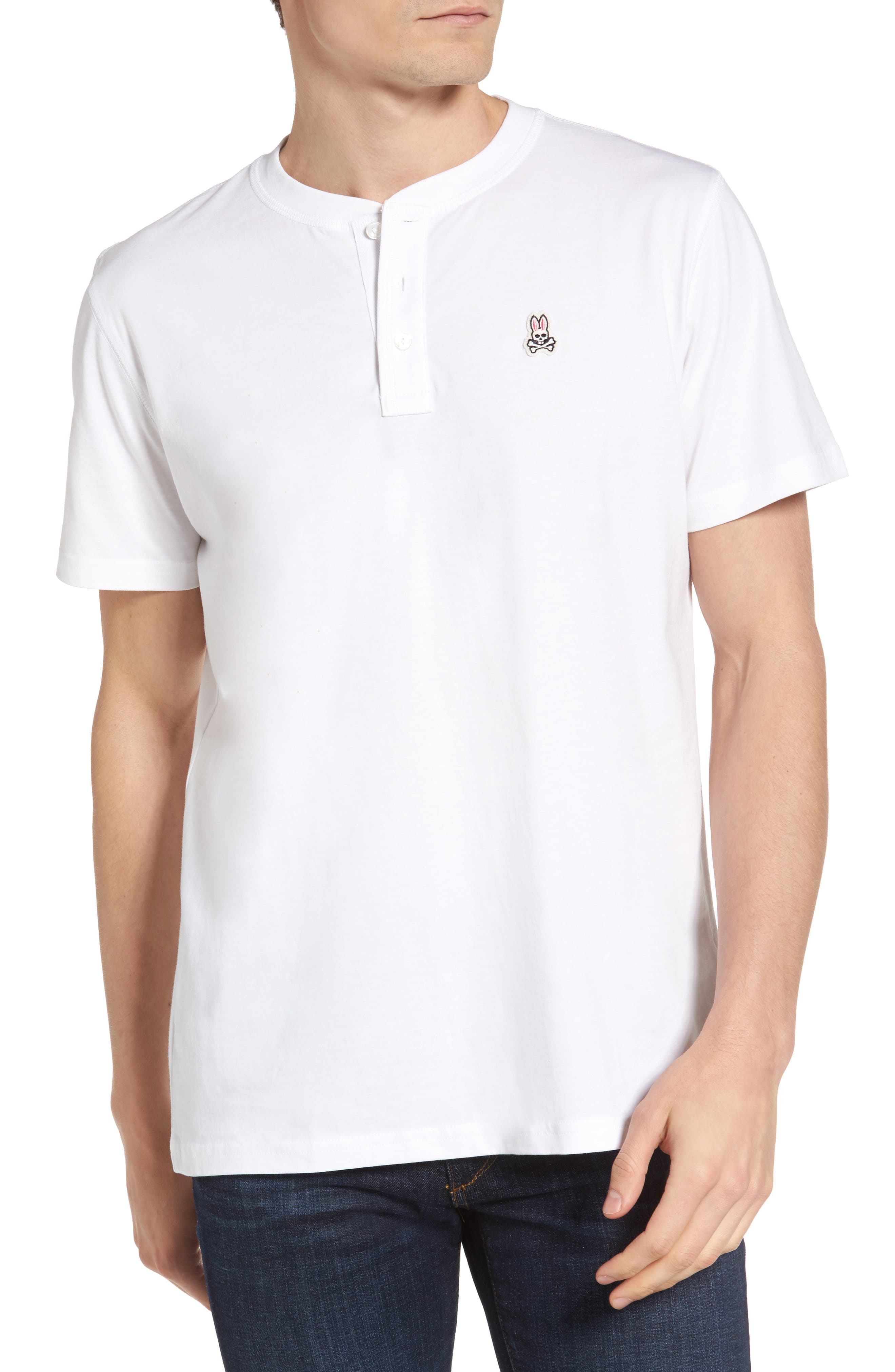 Henley T-Shirt,                             Main thumbnail 2, color,