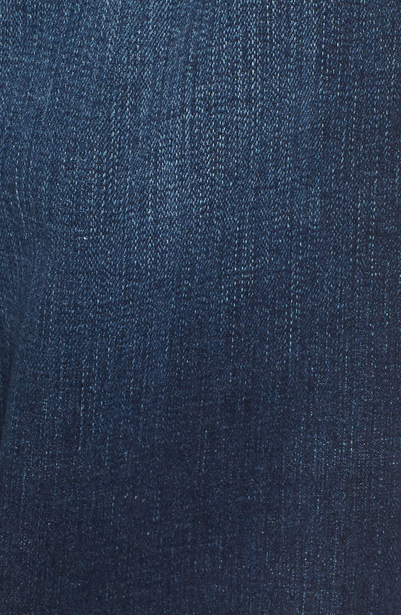 Kinetic Slim Fit Jeans,                             Alternate thumbnail 5, color,