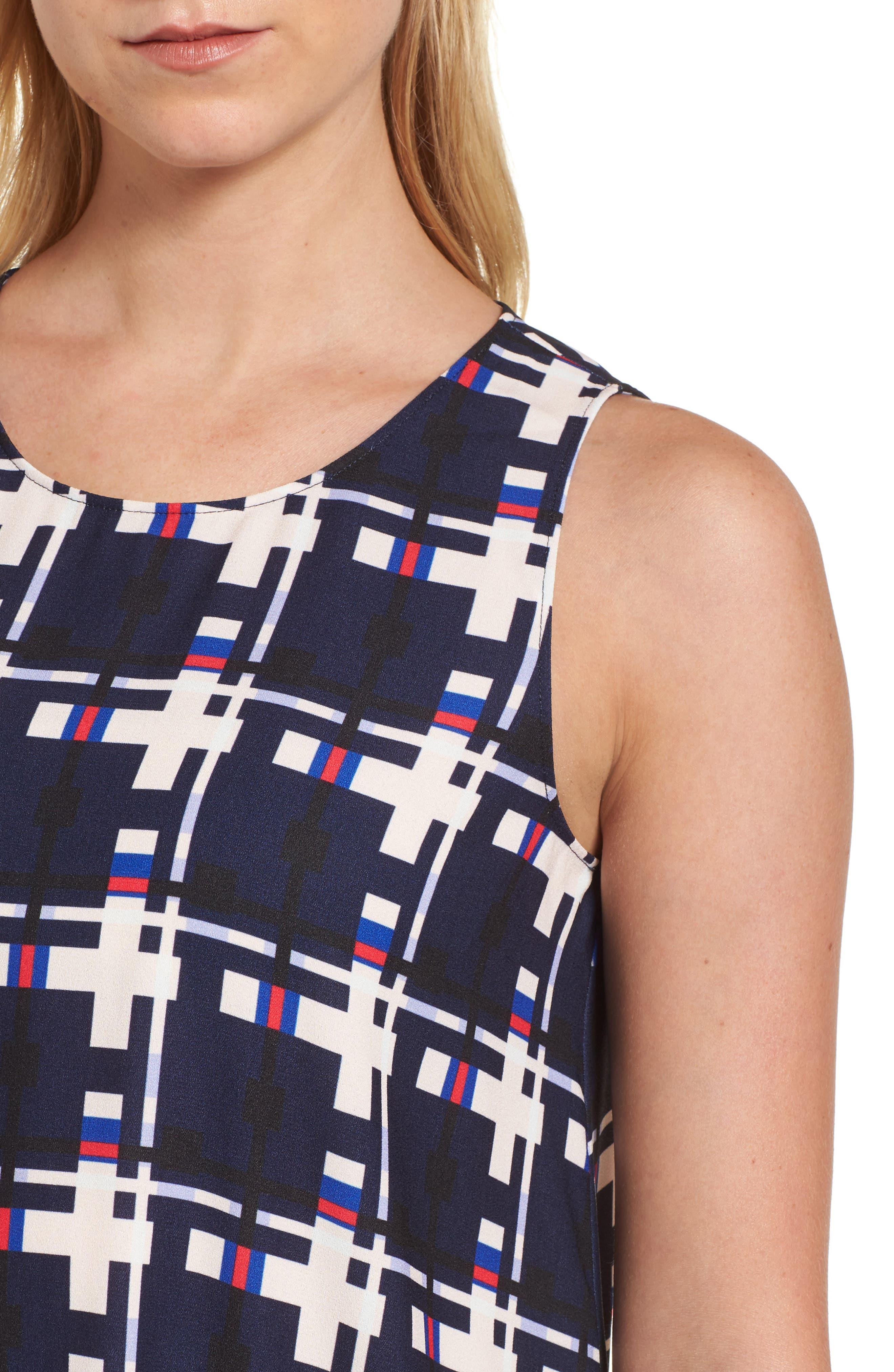 A-Line Dress,                             Alternate thumbnail 87, color,