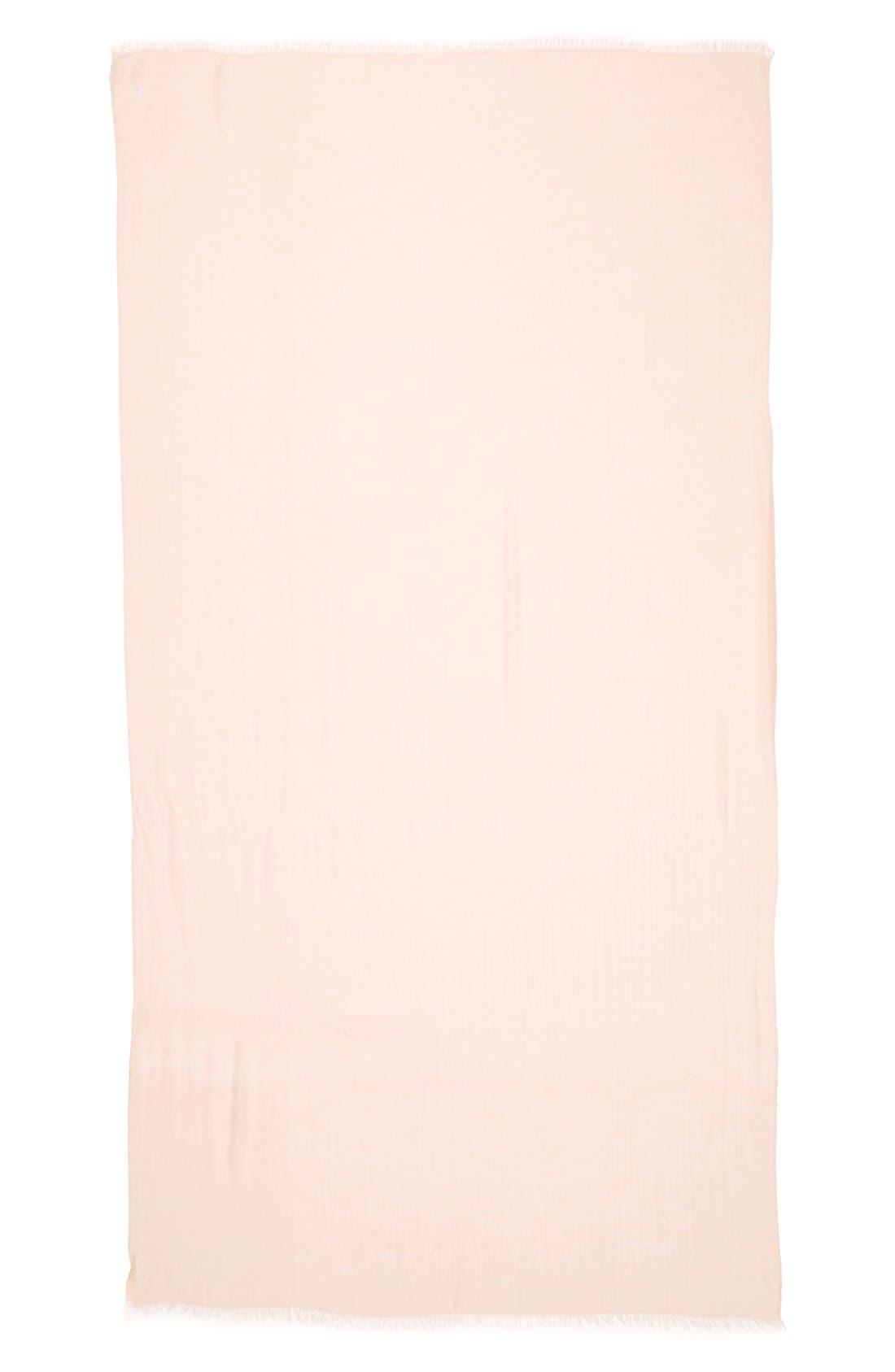 Modal Silk Blend Scarf,                             Alternate thumbnail 104, color,