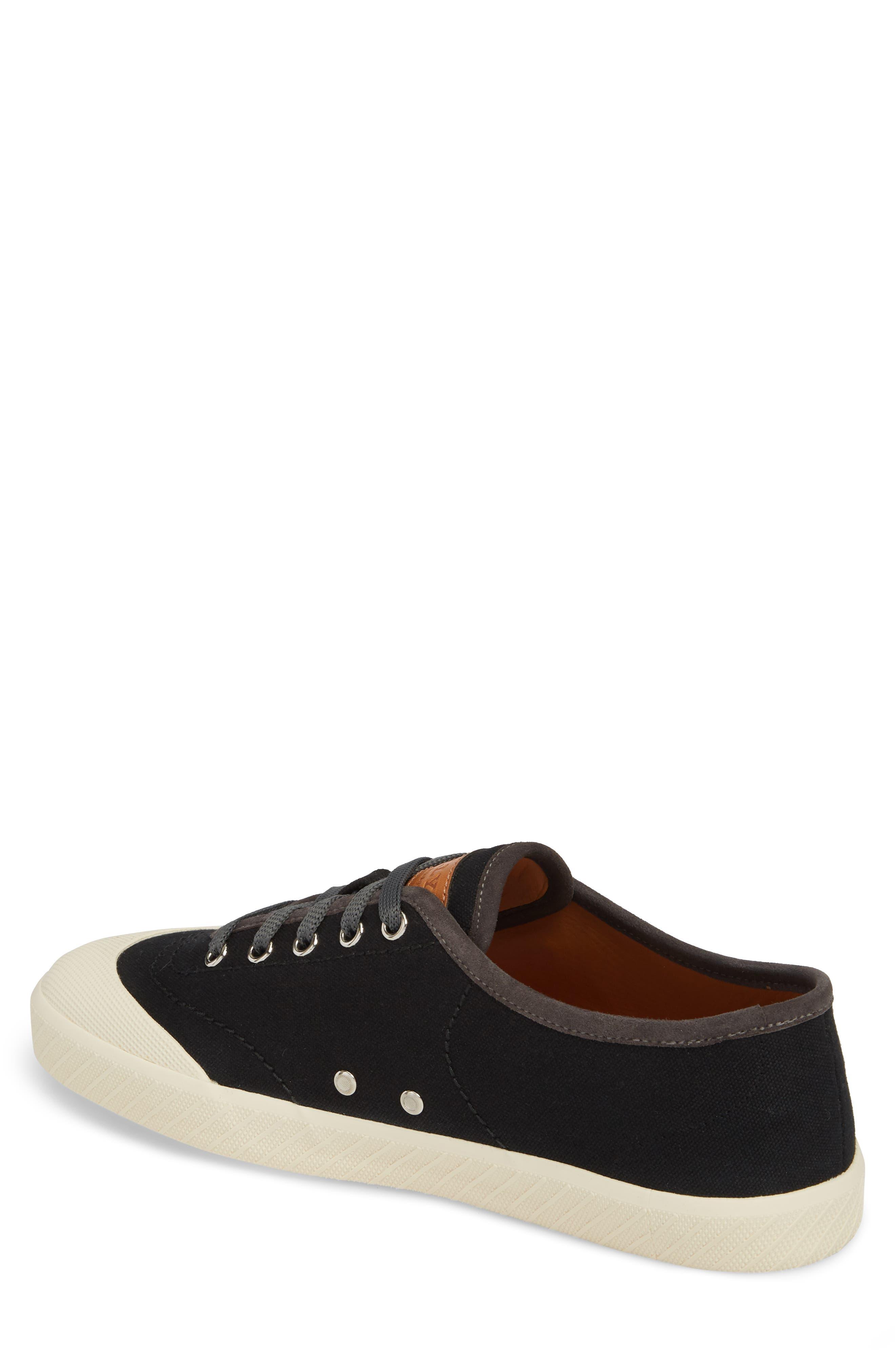 Silio Low Top Sneaker,                             Alternate thumbnail 2, color,                             001