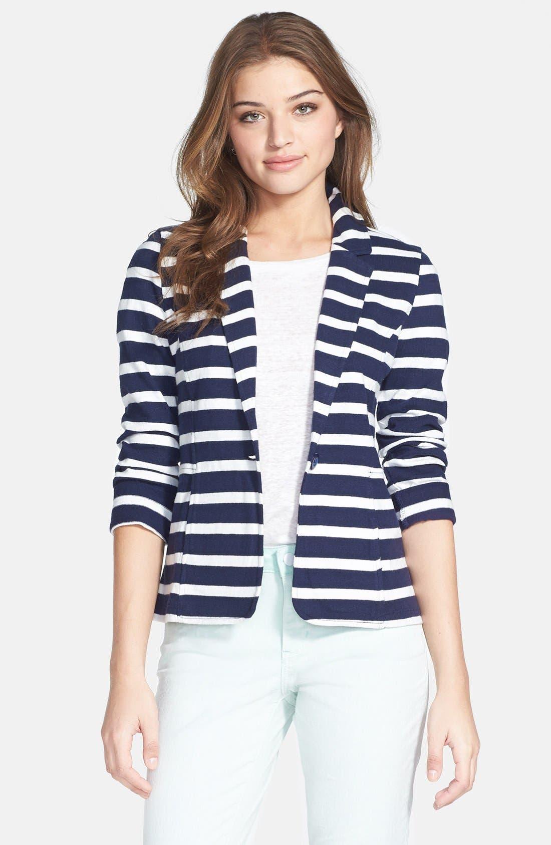 Cotton Knit Jacket,                             Main thumbnail 10, color,