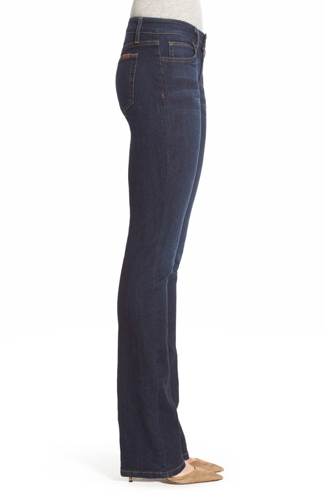 Honey Curvy Bootcut Jeans,                             Alternate thumbnail 3, color,                             RIKKI