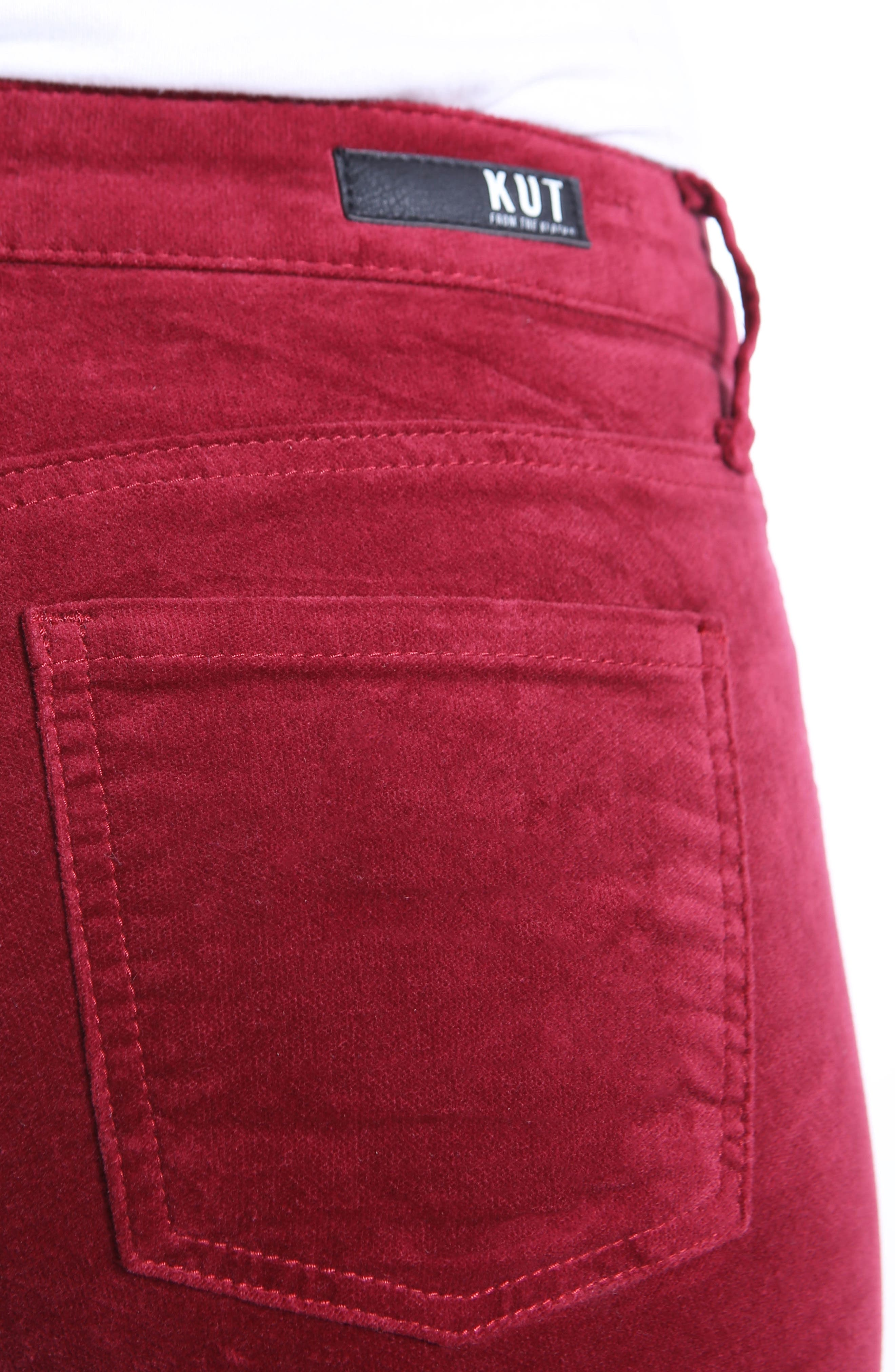 Mia Toothpick Jeans,                             Alternate thumbnail 4, color,                             603